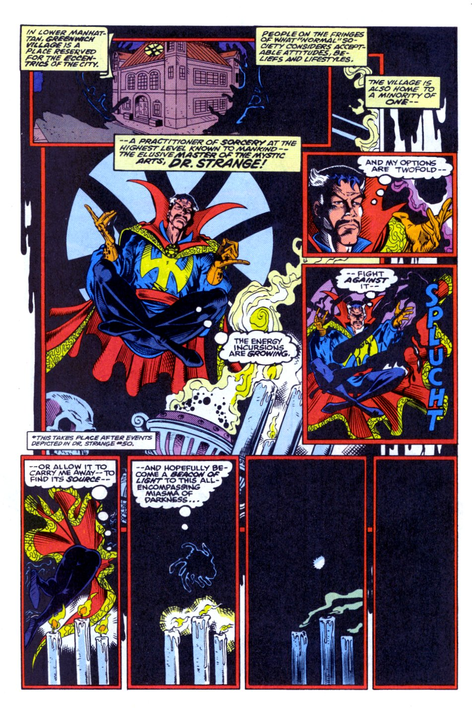 The New Warriors Issue #32 #36 - English 19