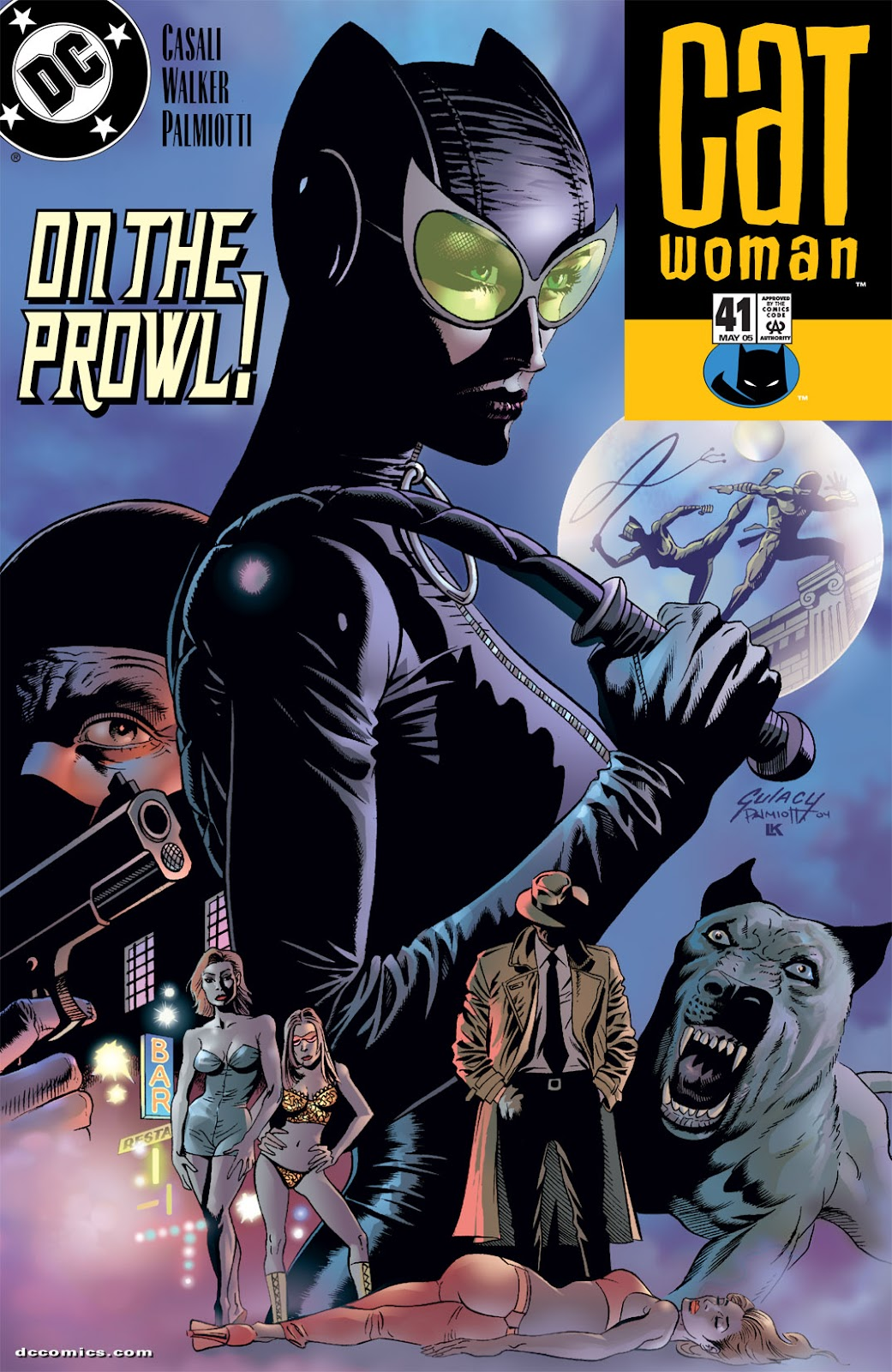 Catwoman (2002) Issue #41 #41 - English 1