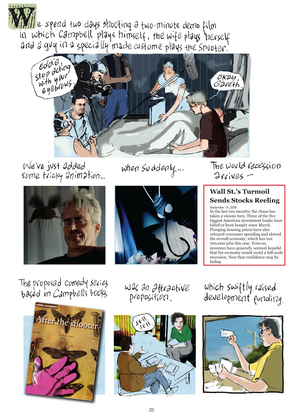 Read online The Lovely Horrible Stuff comic -  Issue # TPB - 30