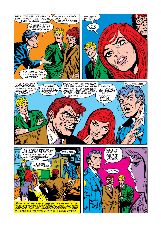 Read online Amazing Adventures (1970) comic -  Issue #15 - 15