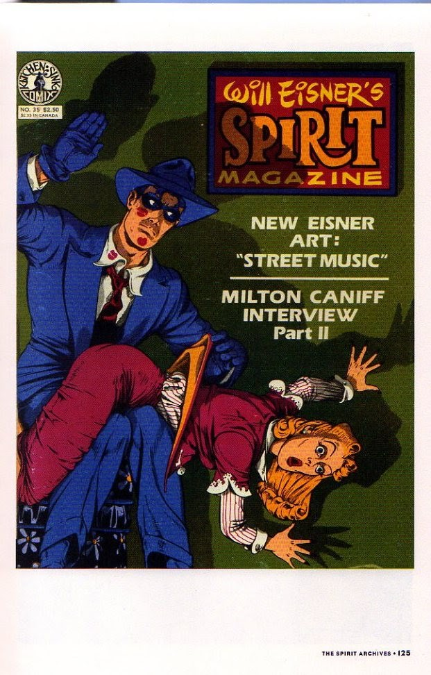 Read online Will Eisner's The Spirit Archives comic -  Issue # TPB 26 (Part 2) - 32