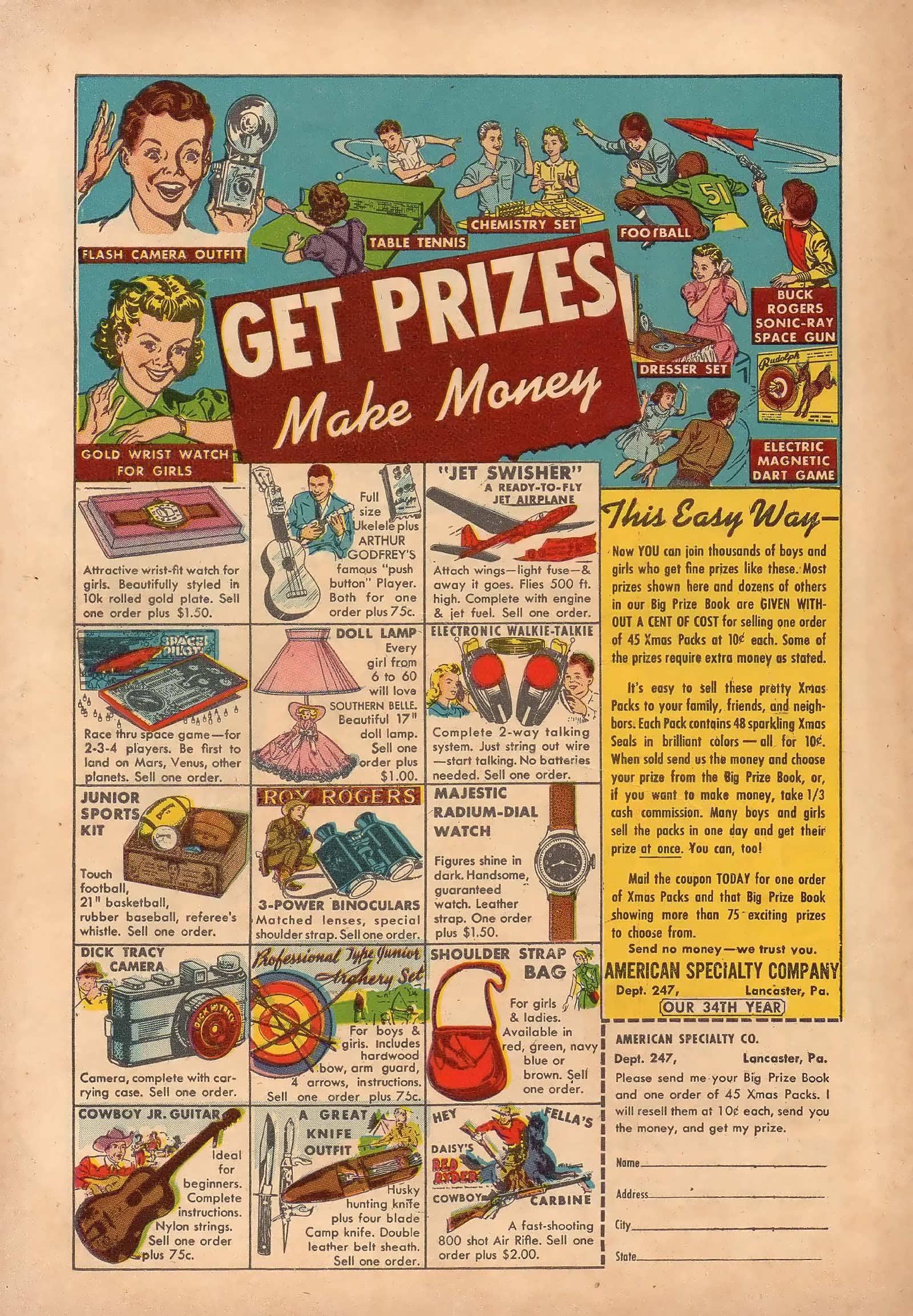 Spellbound (1952) issue 9 - Page 36