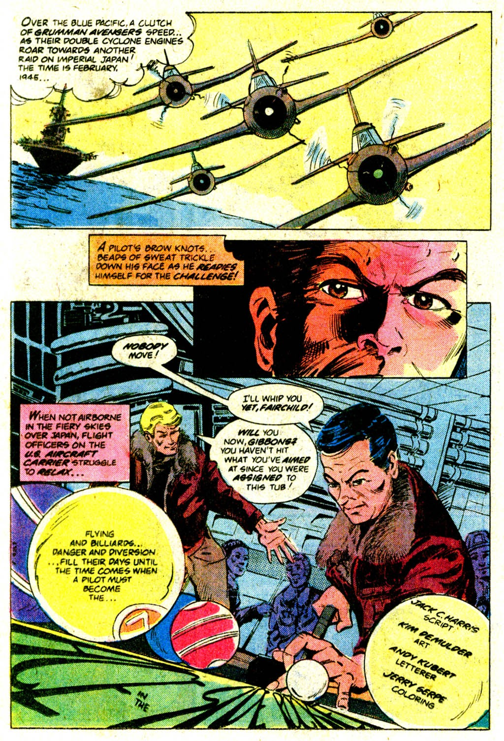 Read online Sgt. Rock comic -  Issue #370 - 20