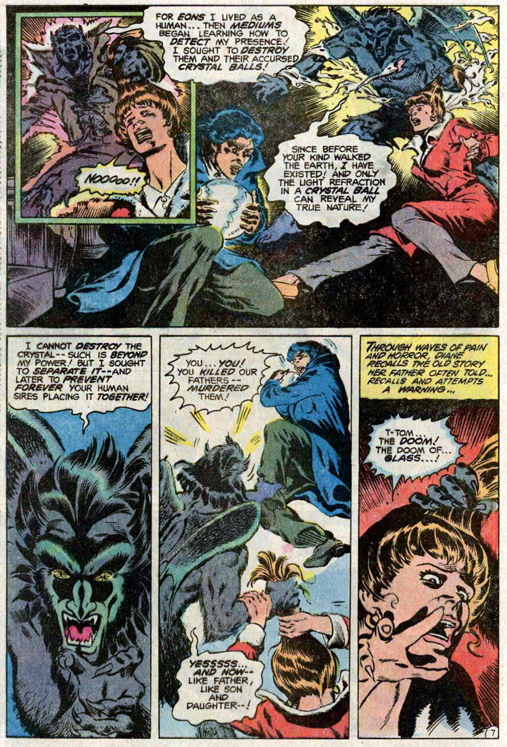 Read online Secrets of Haunted House comic -  Issue #40 - 32