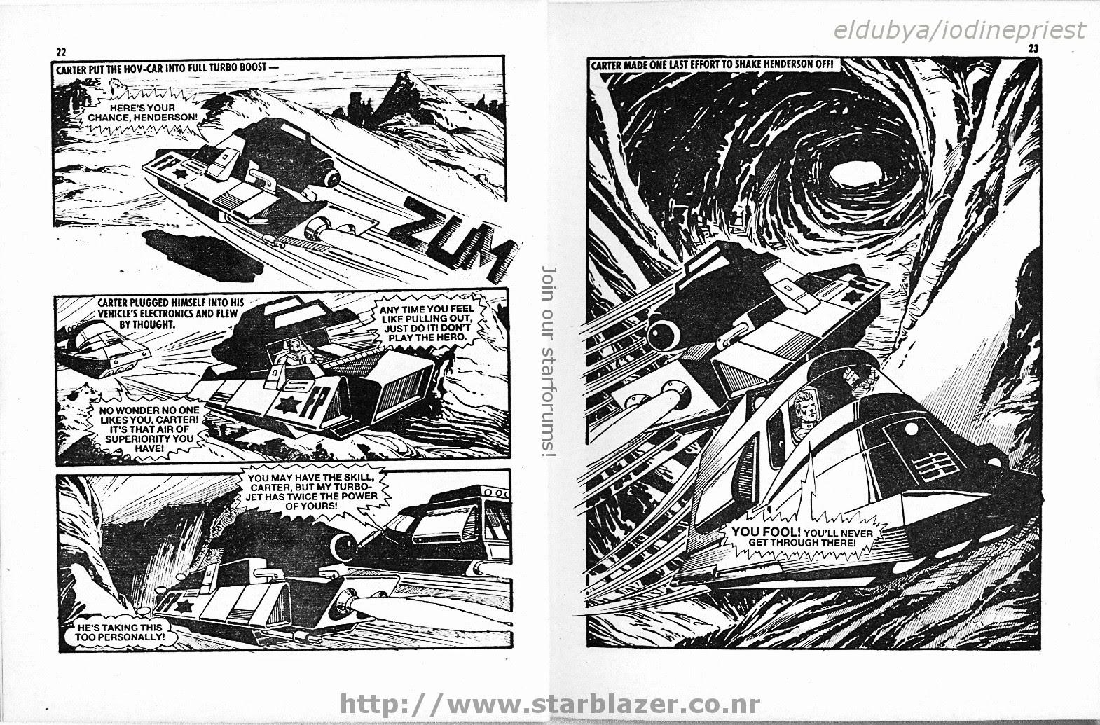 Starblazer issue 215 - Page 13