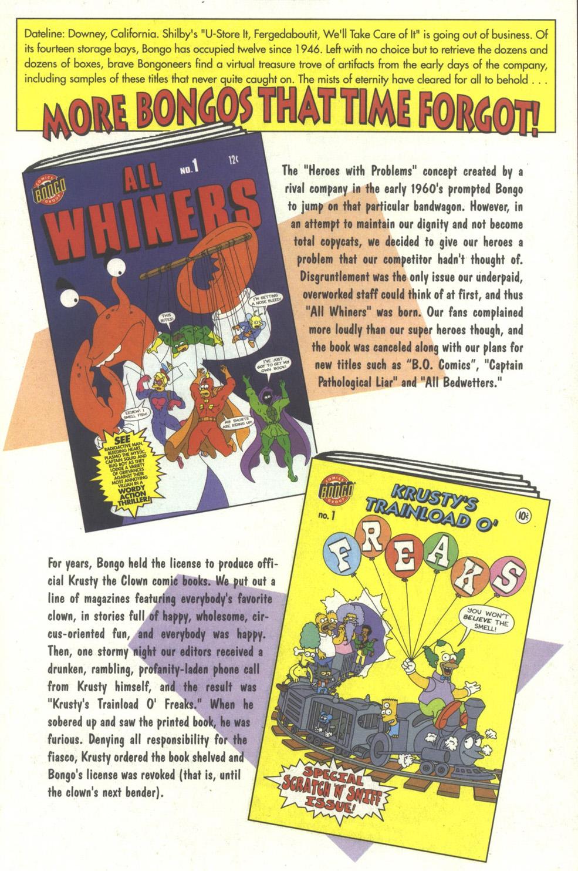 Read online Simpsons Comics comic -  Issue #35 - 30