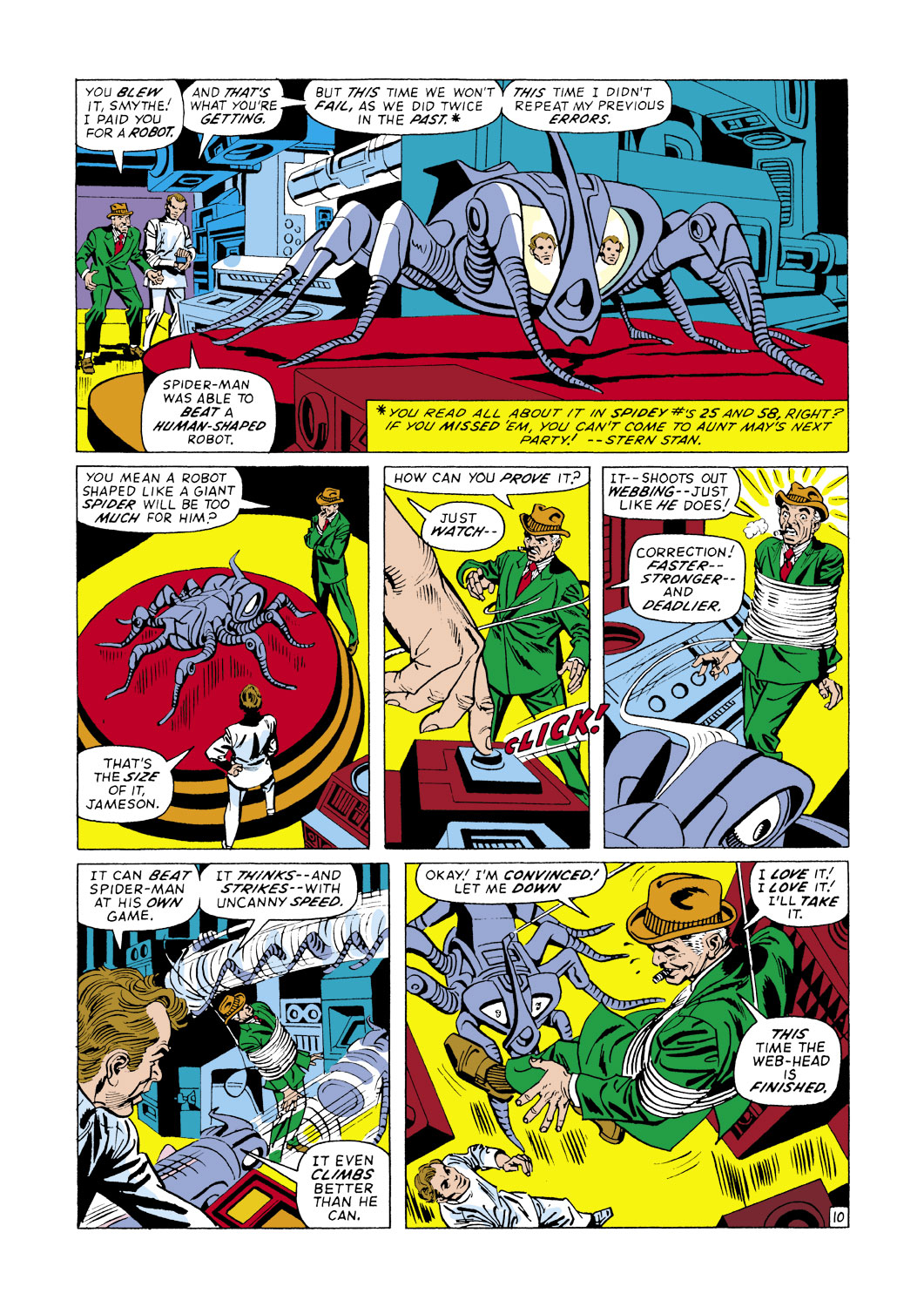 The Amazing Spider-Man (1963) 105 Page 10
