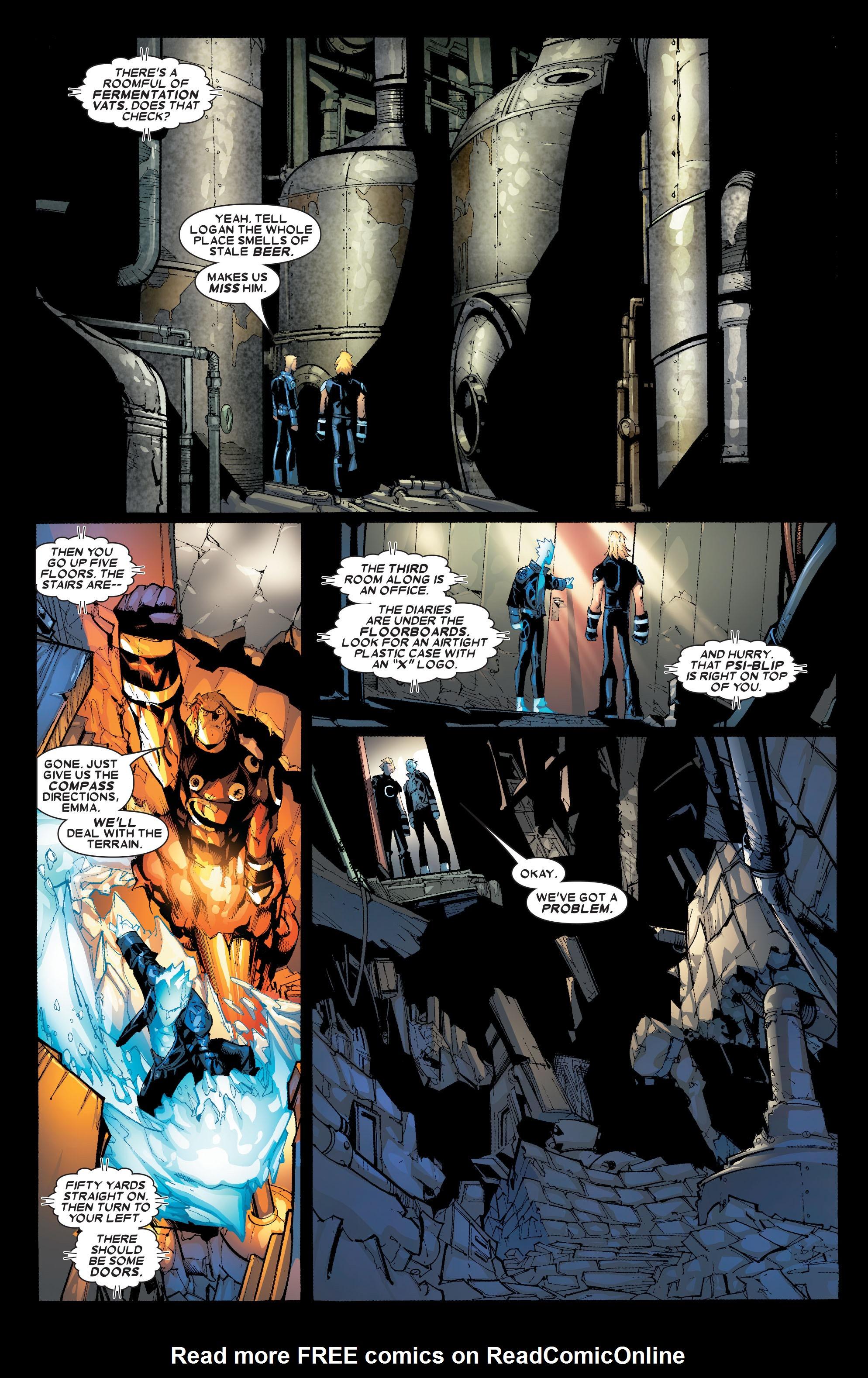 X-Men (1991) 203 Page 6