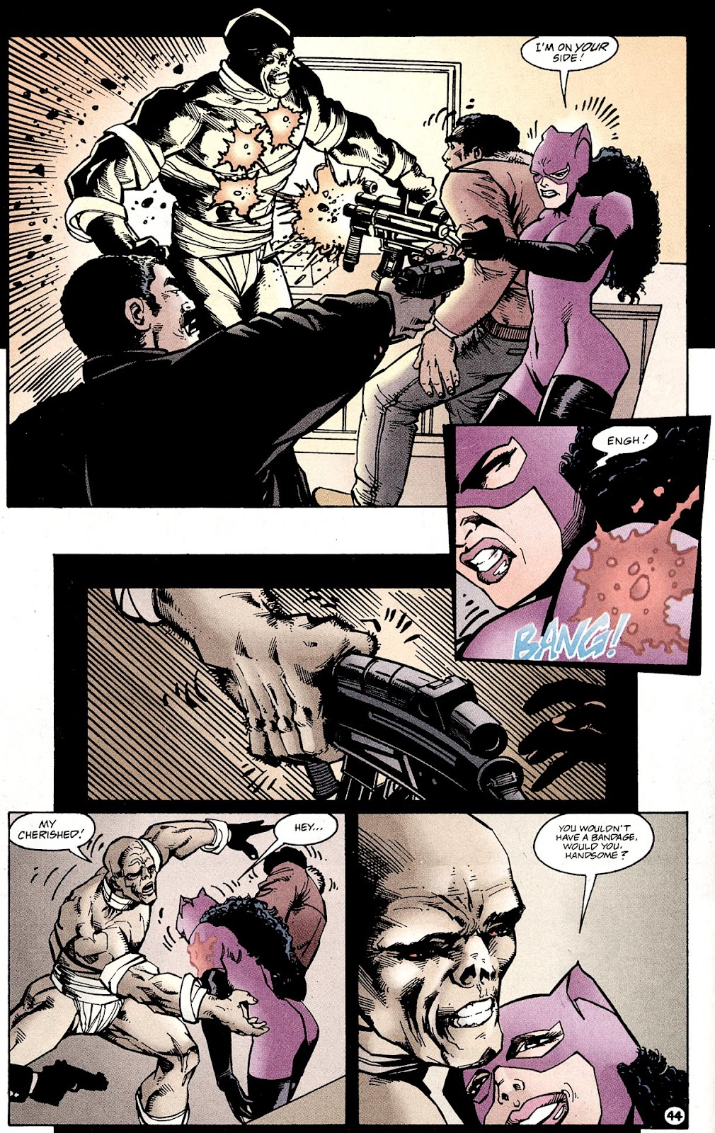 Catwoman (1993) Annual 4 #4 - English 46