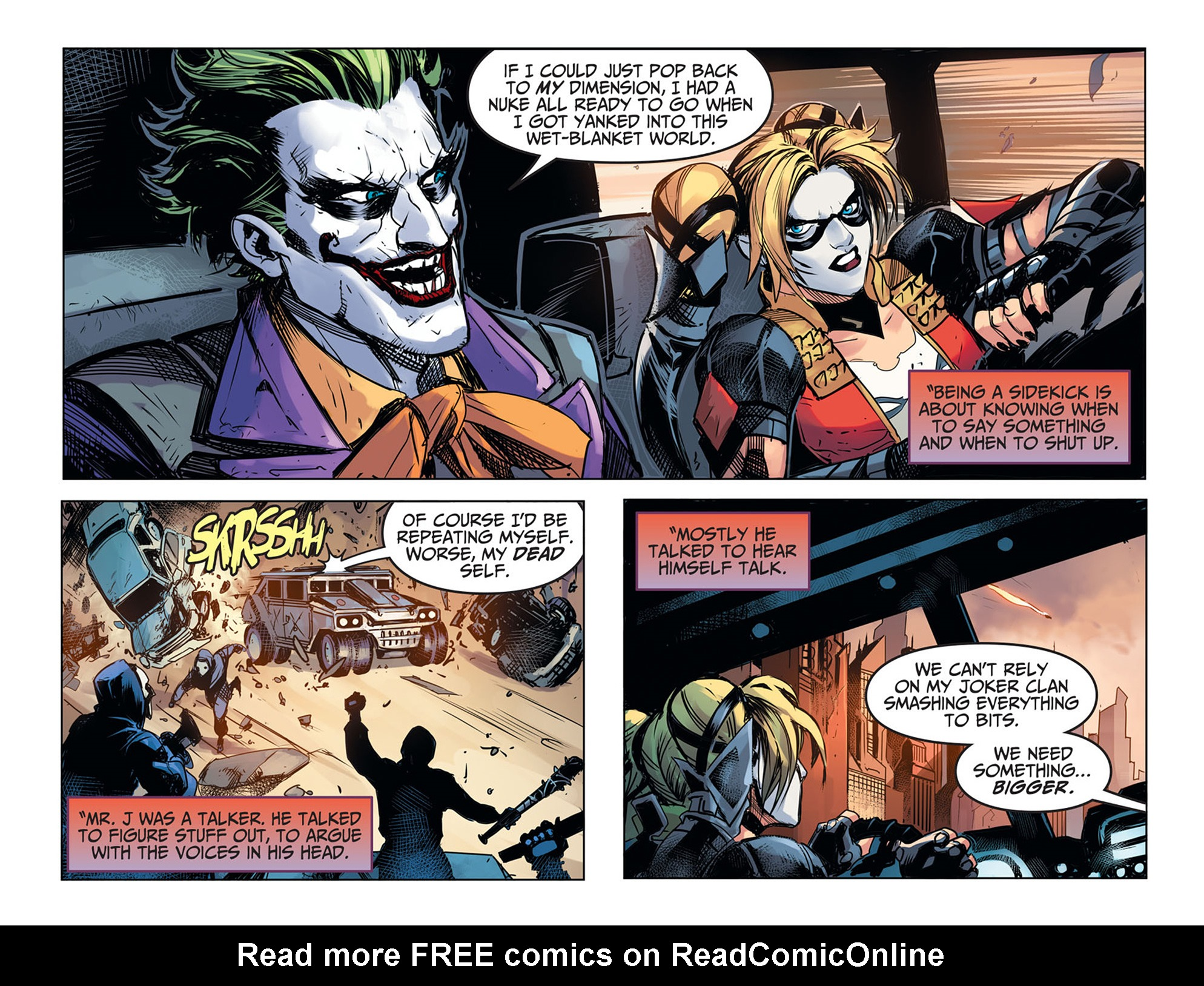Read online Injustice: Ground Zero comic -  Issue #19 - 4
