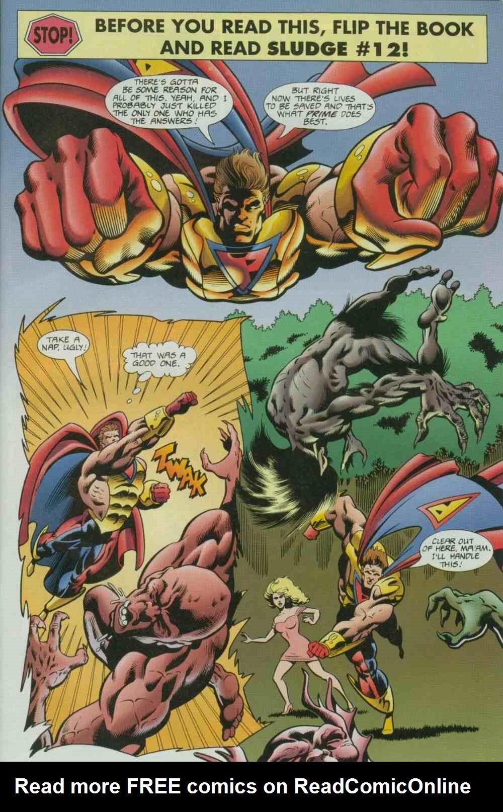 Read online Ultraverse Premiere comic -  Issue #8 - 3