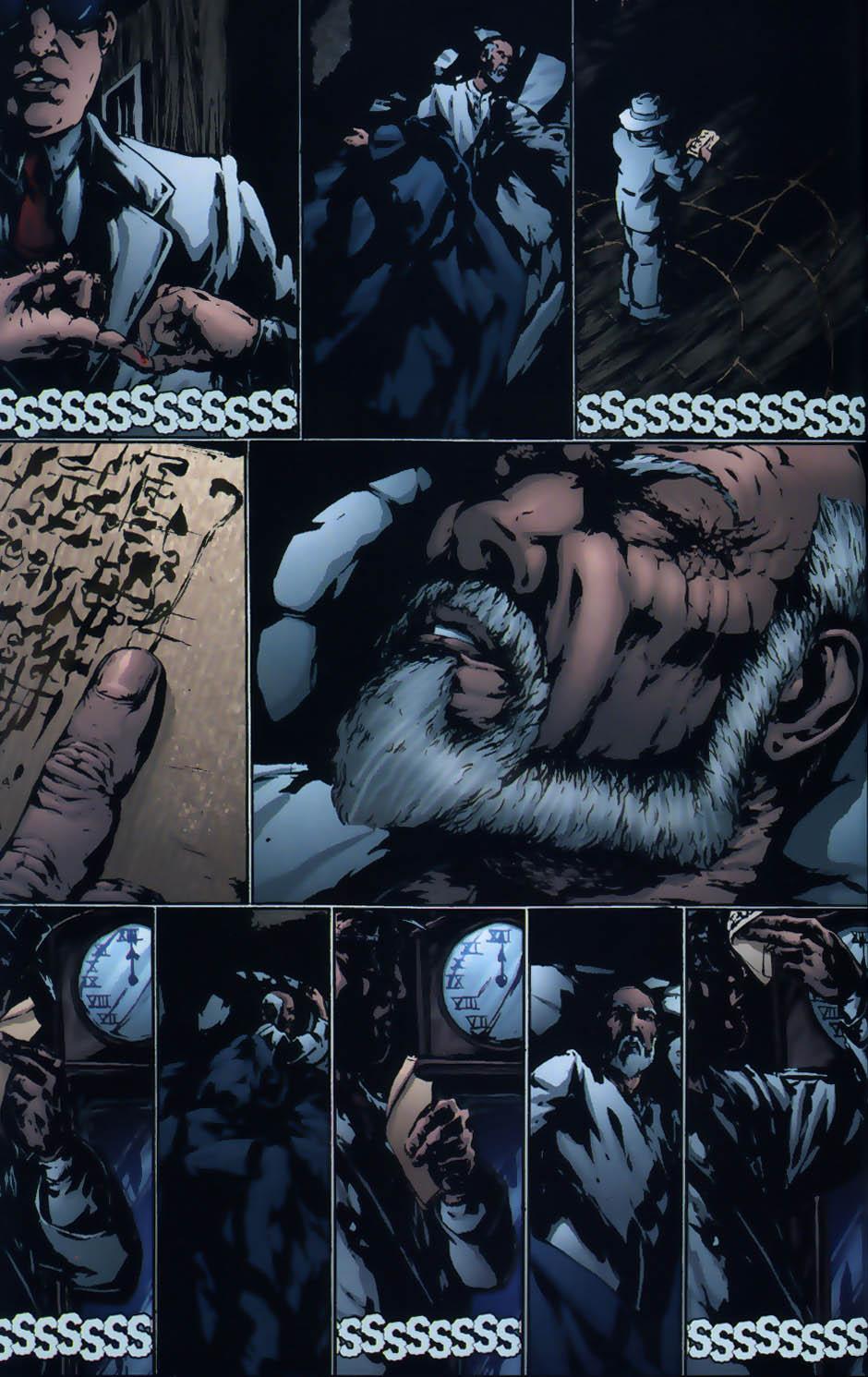 Read online Rex Mundi comic -  Issue #1 - 21