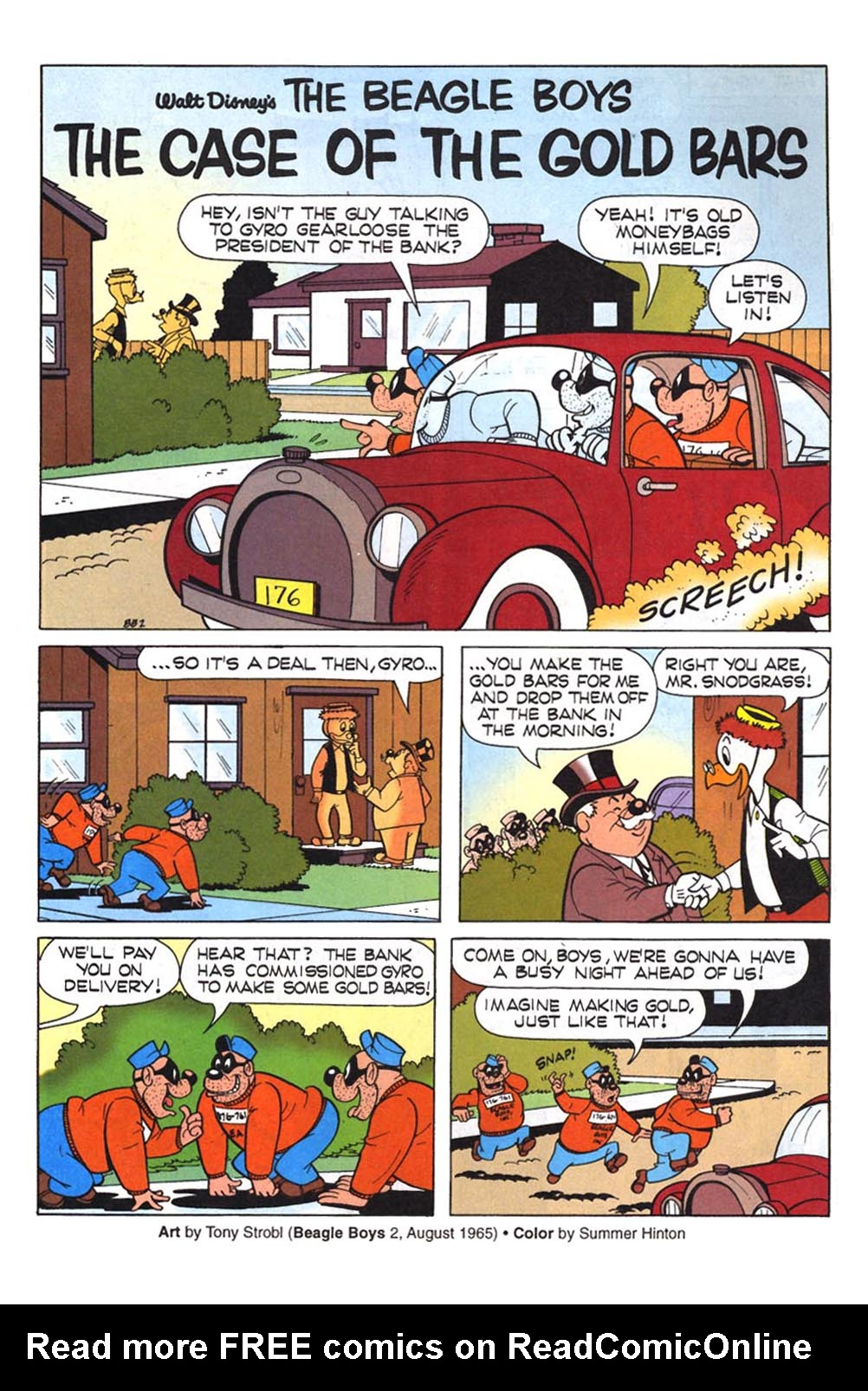 Read online Uncle Scrooge (1953) comic -  Issue #303 - 13