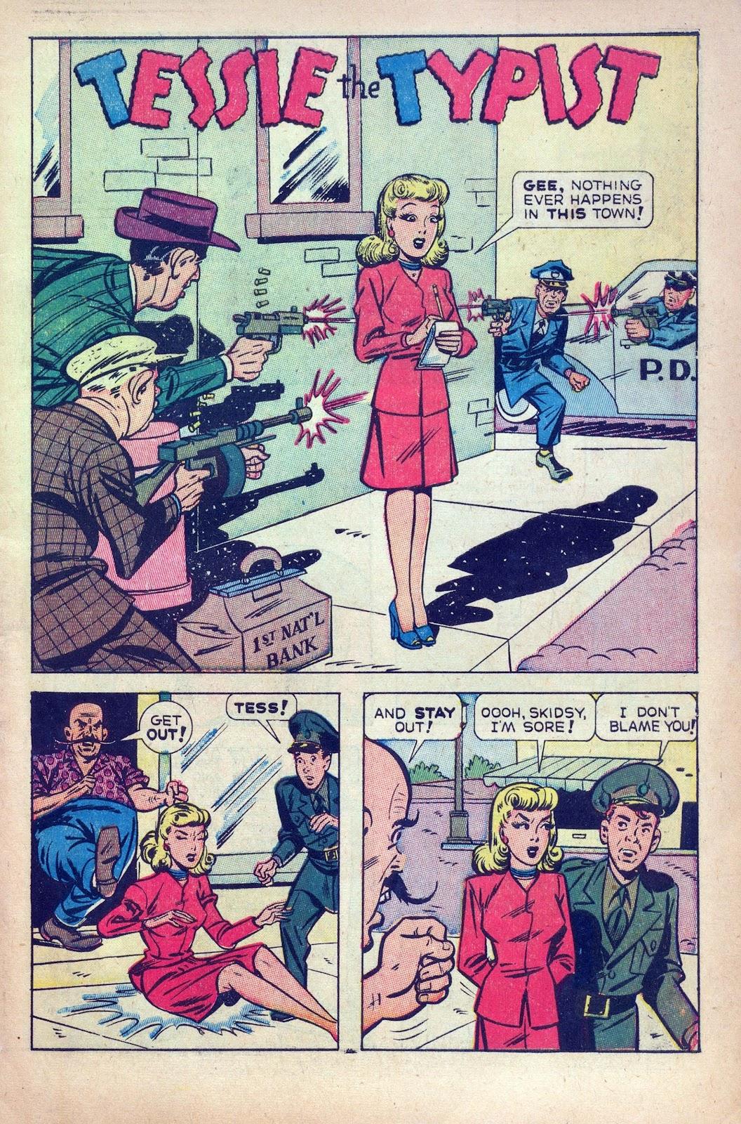 Read online Joker Comics comic -  Issue #21 - 3