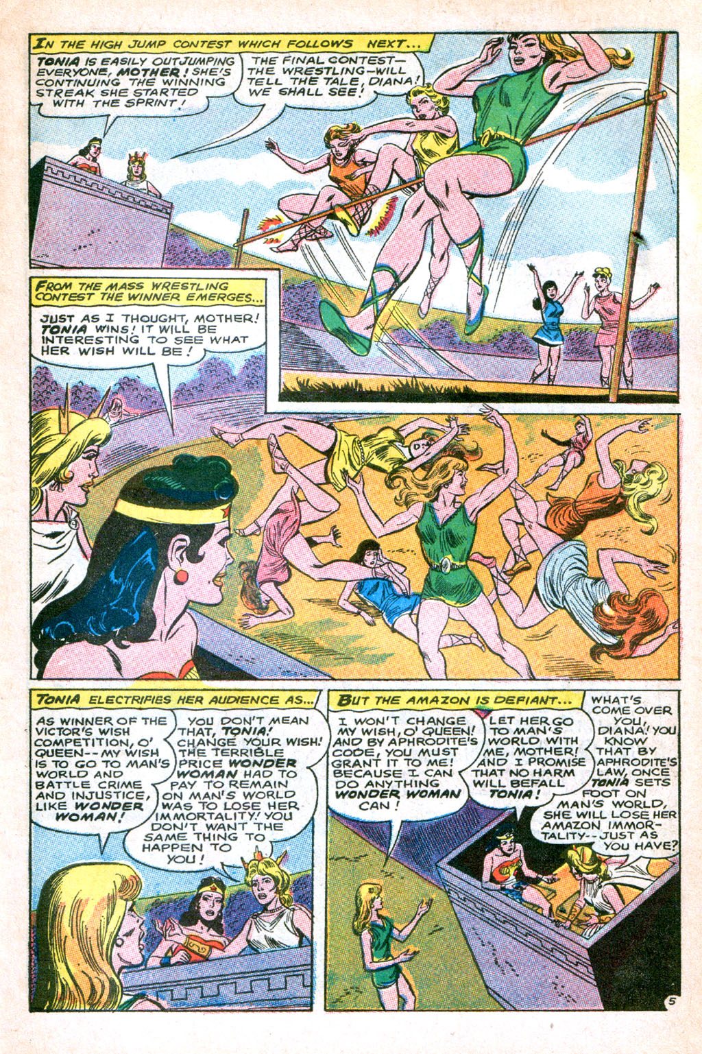 Read online Wonder Woman (1942) comic -  Issue #173 - 7