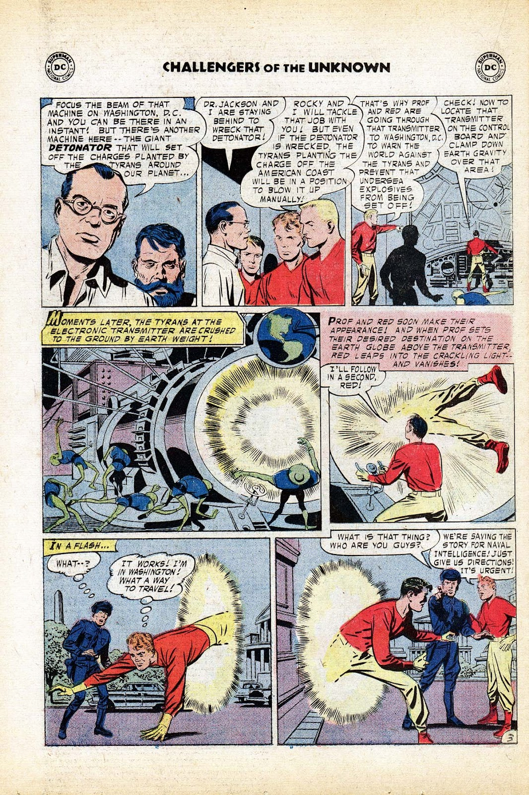 Challengers of the Unknown (1958) issue 80 - Page 22