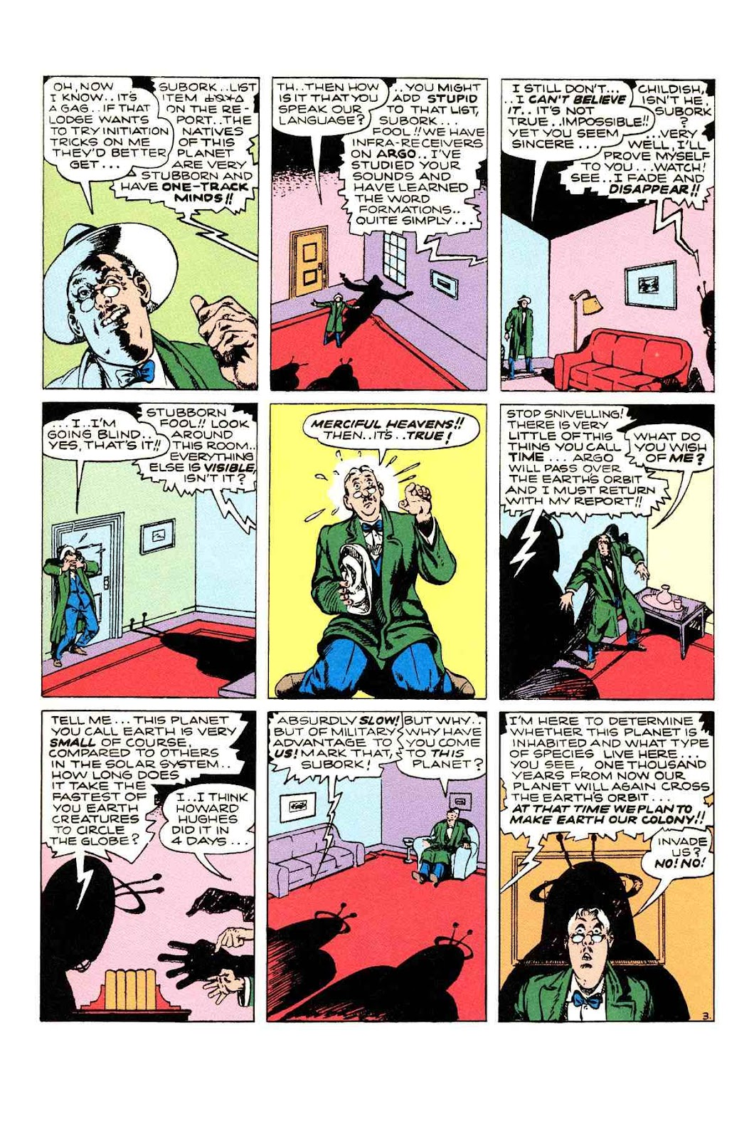 Read online Will Eisner's The Spirit Archives comic -  Issue # TPB 2 (Part 1) - 59