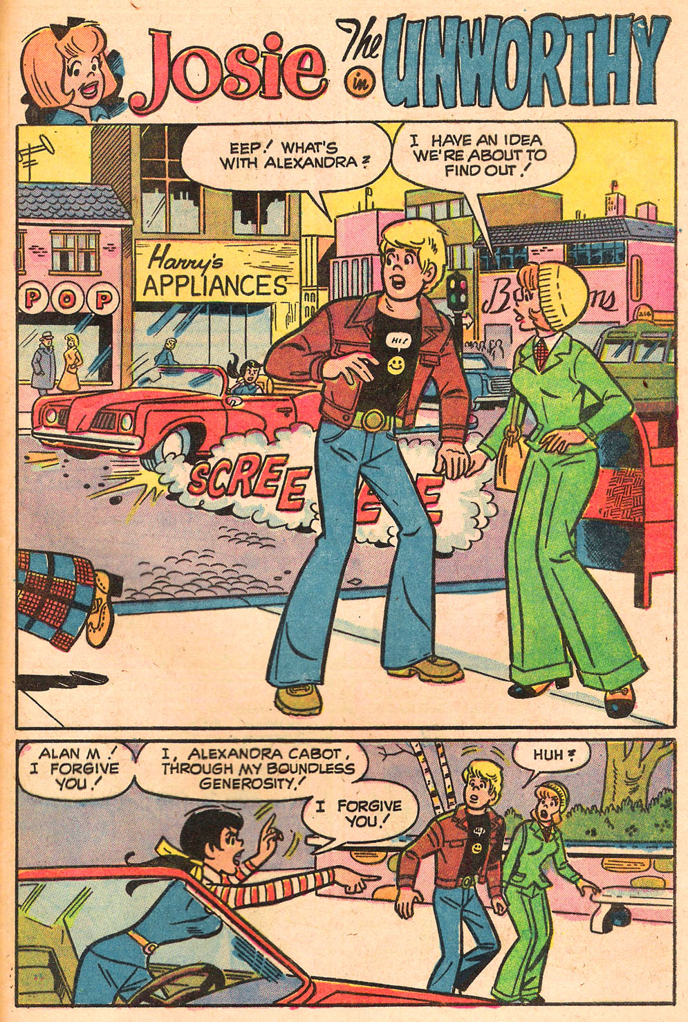 Read online She's Josie comic -  Issue #69 - 44