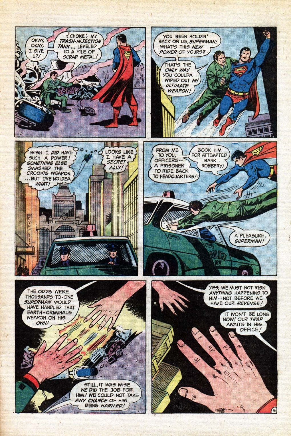 Read online Action Comics (1938) comic -  Issue #434 - 9
