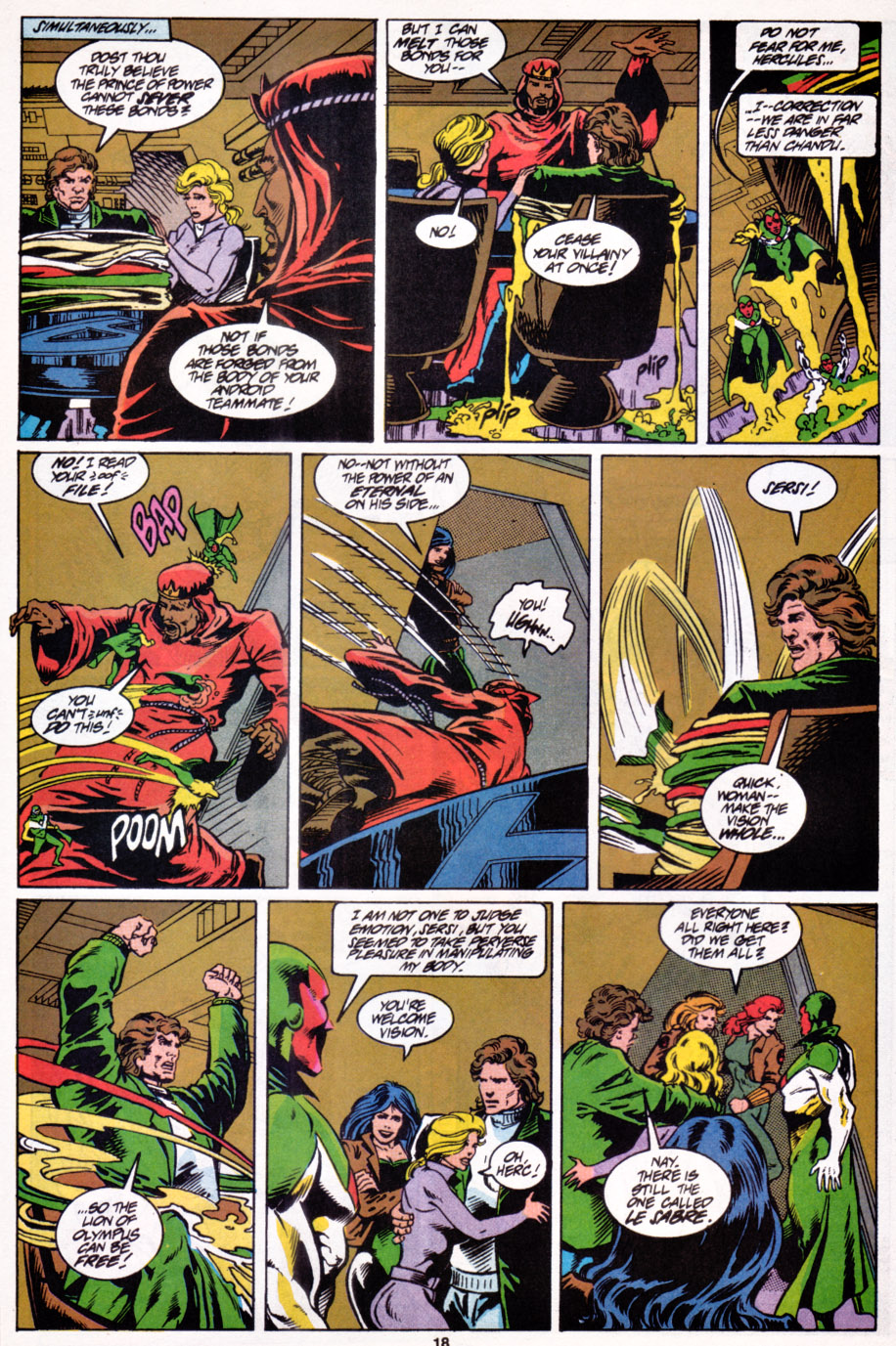 The Avengers (1963) _Annual_22 Page 16