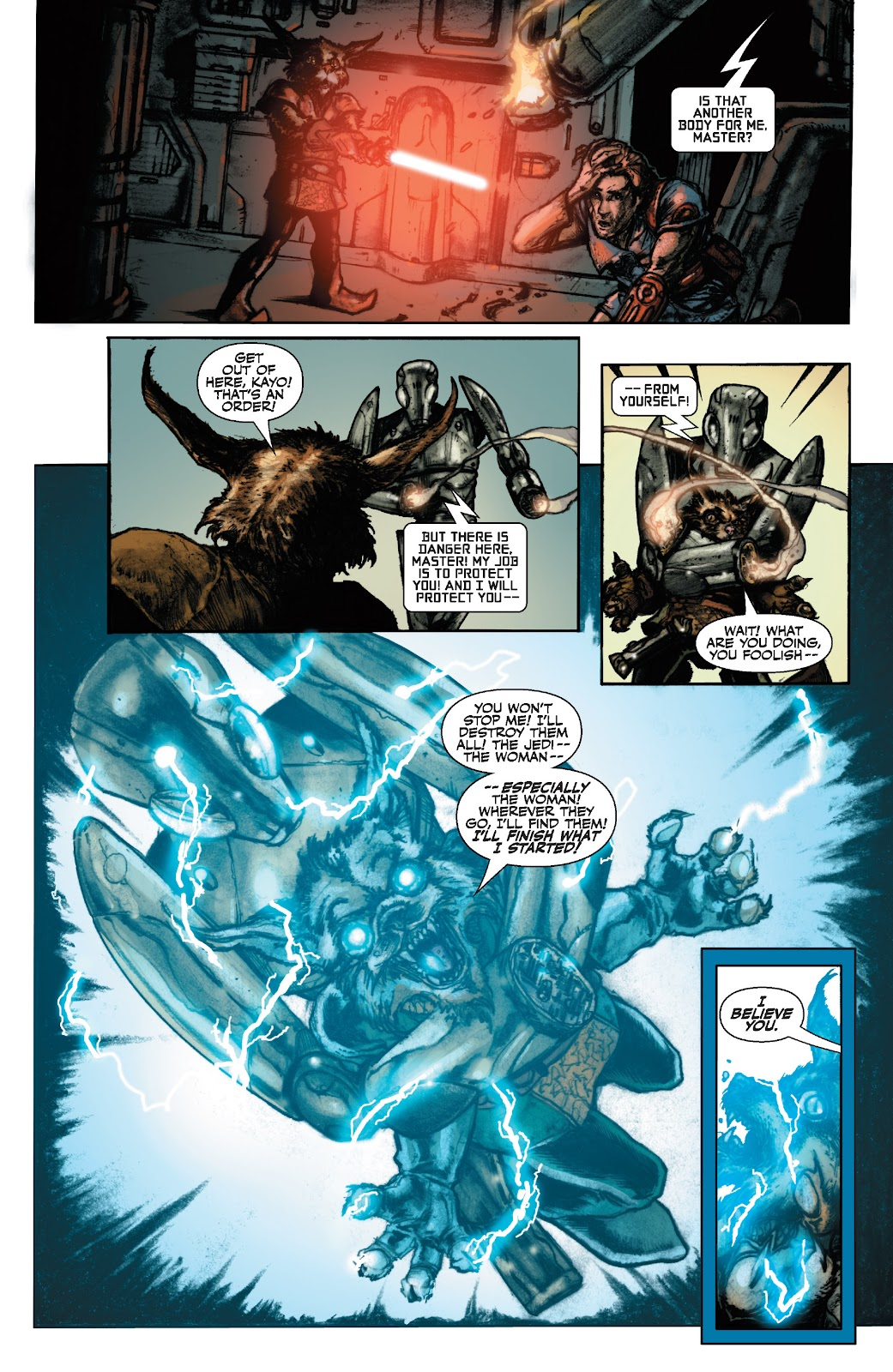 Read online Star Wars Legends: The Old Republic - Epic Collection comic -  Issue # TPB 3 (Part 1) - 26