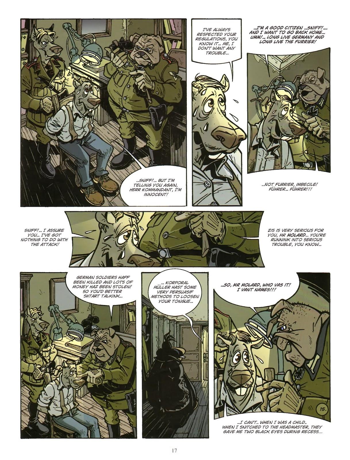 Une enquête de l'inspecteur Canardo issue 11 - Page 18