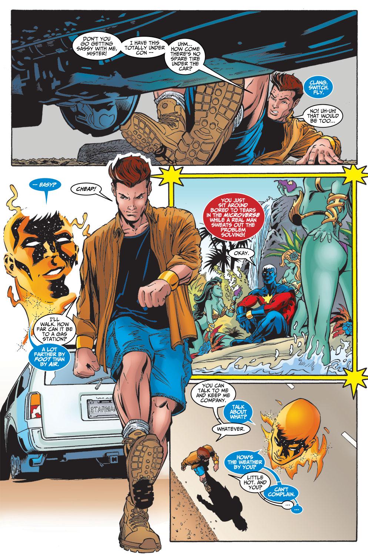 Captain Marvel (1999) Issue #14 #15 - English 4