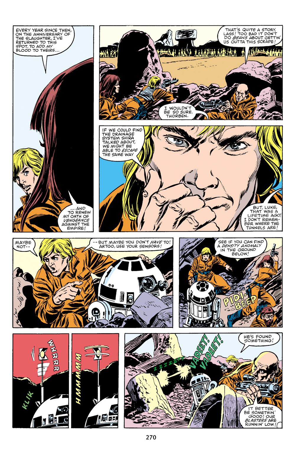 Read online Star Wars Omnibus comic -  Issue # Vol. 16 - 266