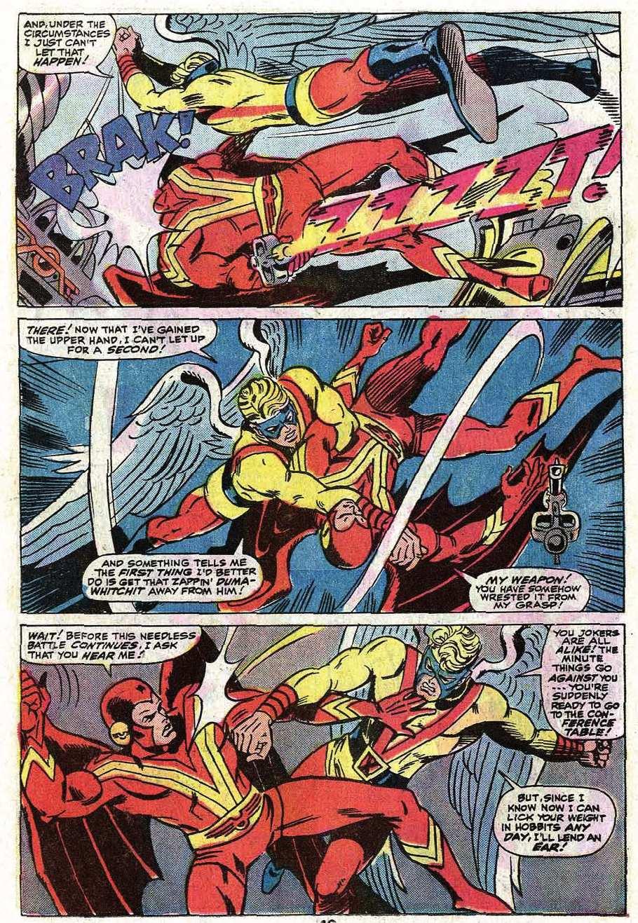 Read online Uncanny X-Men (1963) comic -  Issue #92 - 17