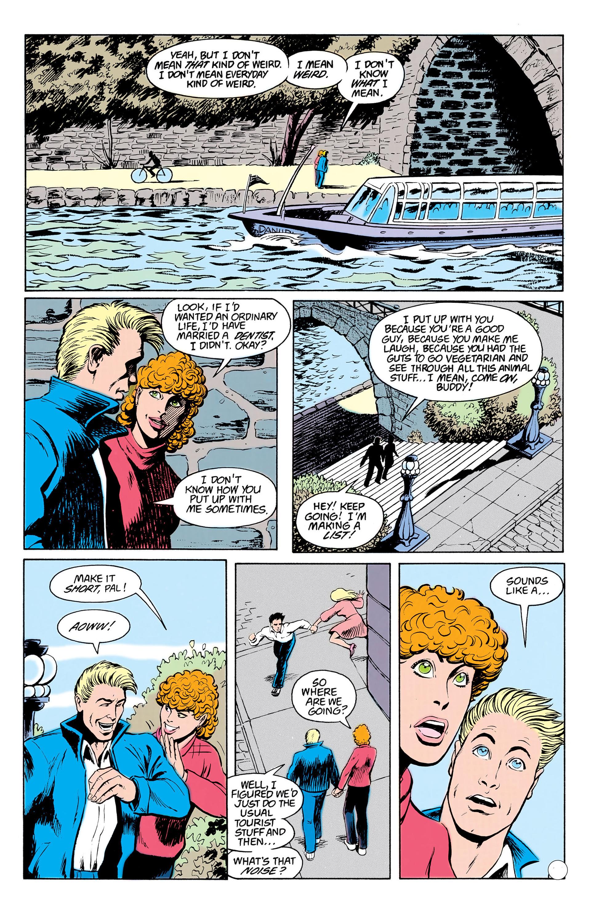 Read online Animal Man (1988) comic -  Issue #16 - 11