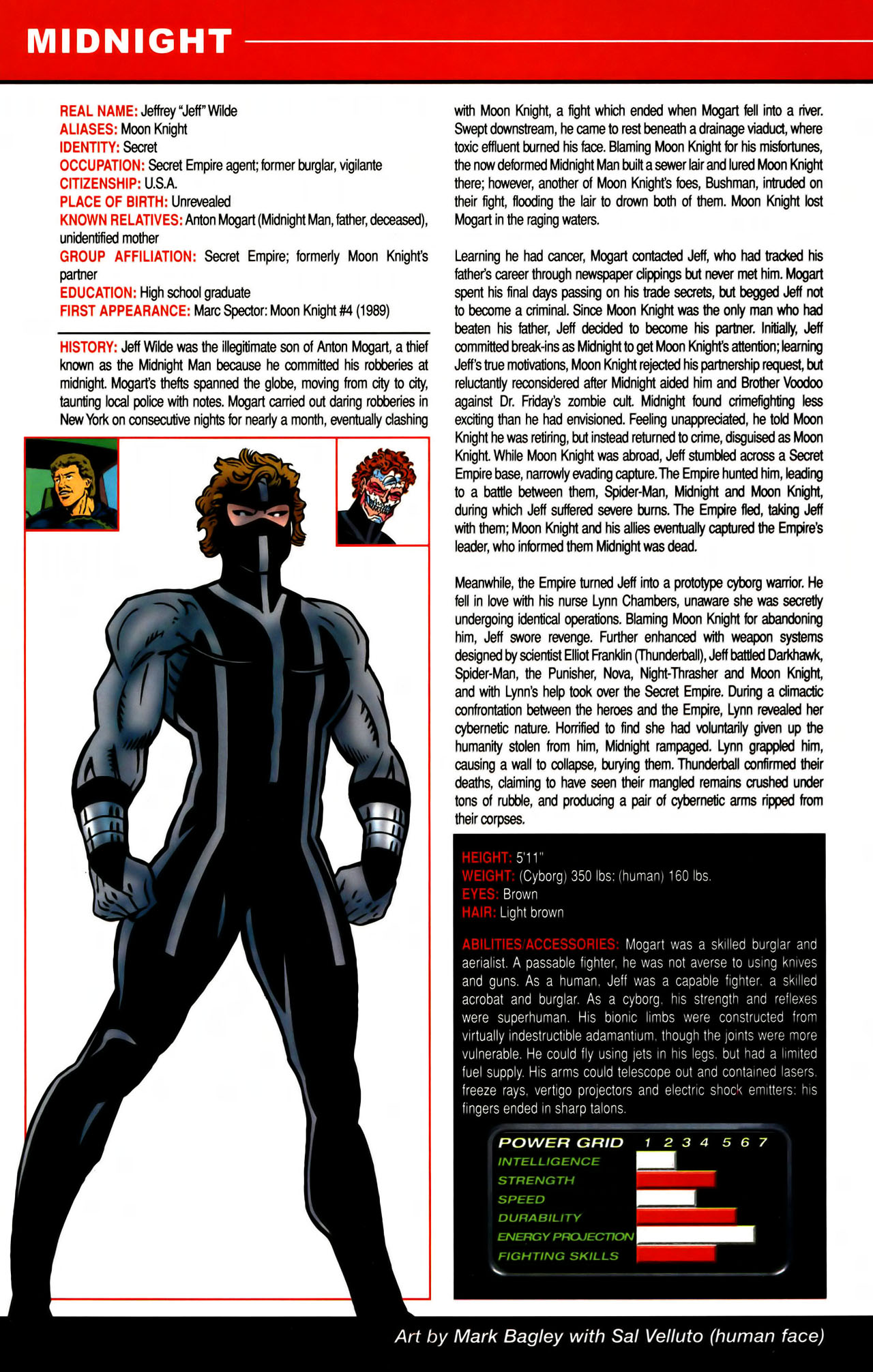 Read online All-New Official Handbook of the Marvel Universe A to Z comic -  Issue #7 - 36