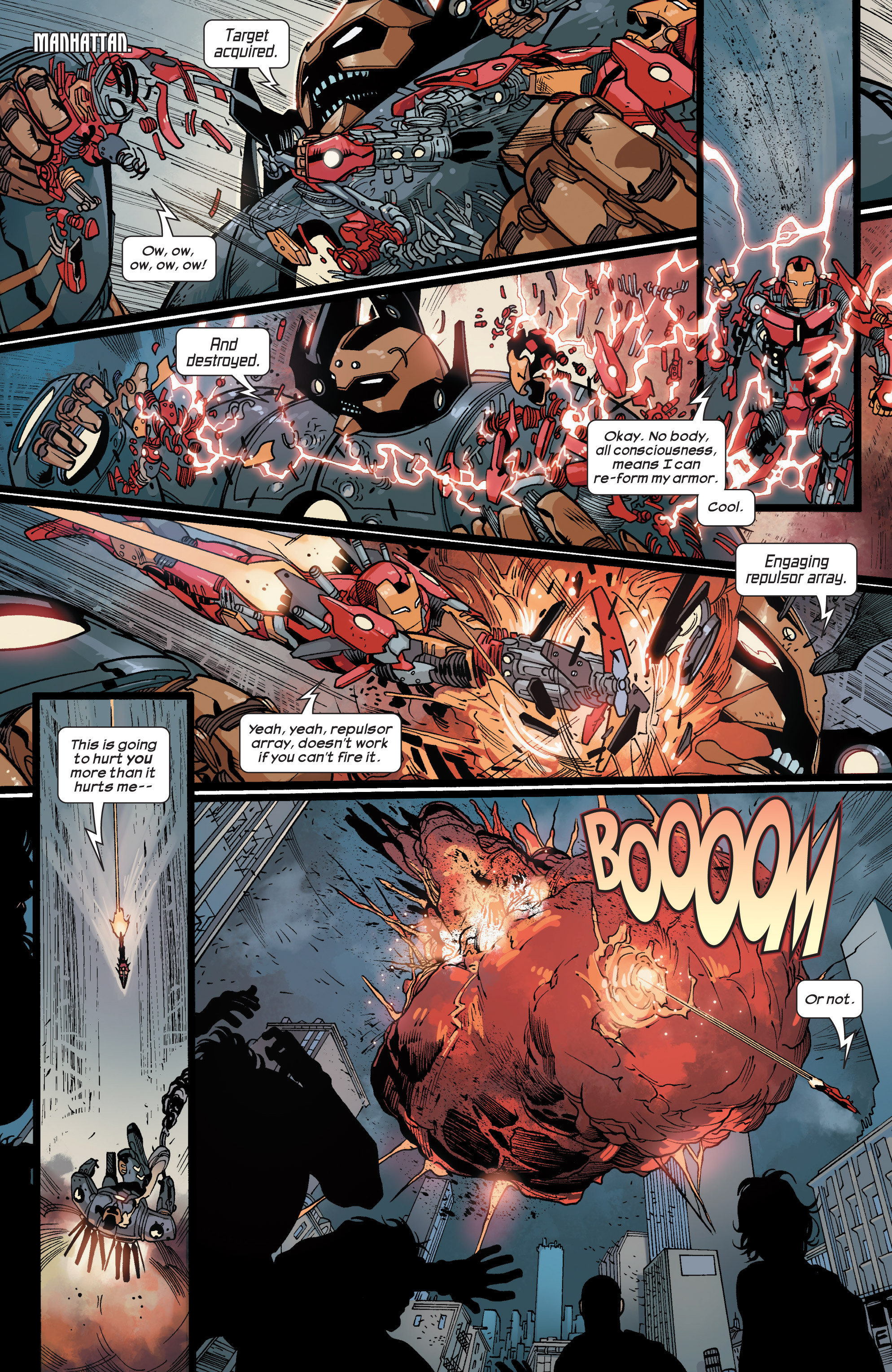 Read online Ultimate Comics Ultimates comic -  Issue #29 - 9