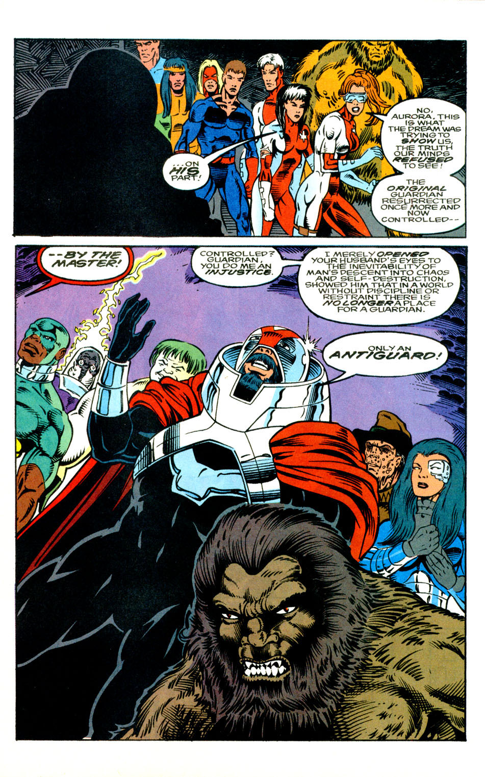 Read online Alpha Flight (1983) comic -  Issue #130 - 6