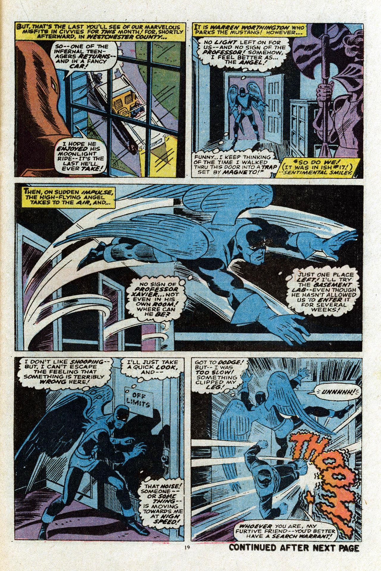 Uncanny X-Men (1963) 80 Page 20