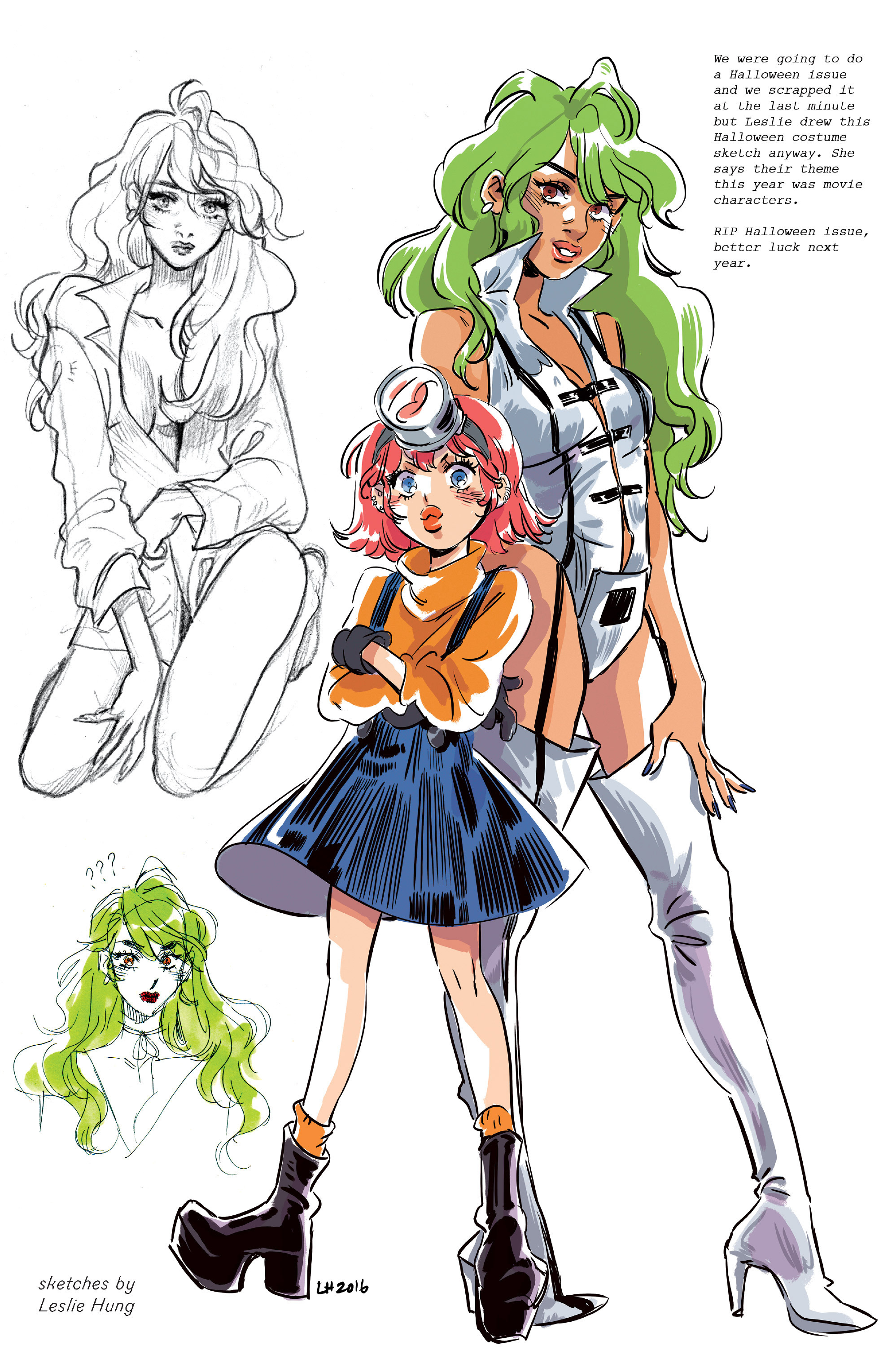 Read online Snotgirl comic -  Issue #5 - 28