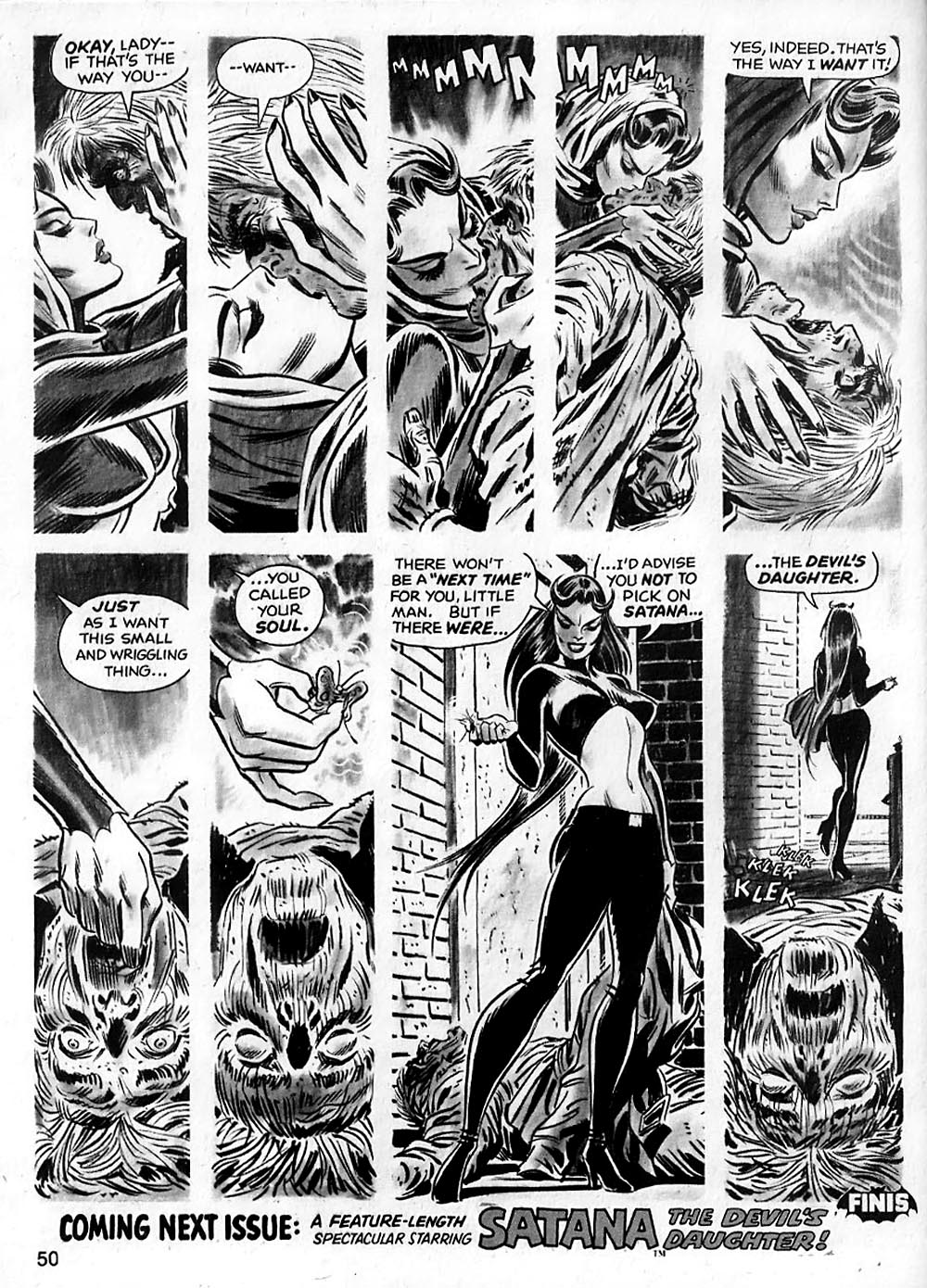 Vampire Tales issue 2 - Page 51