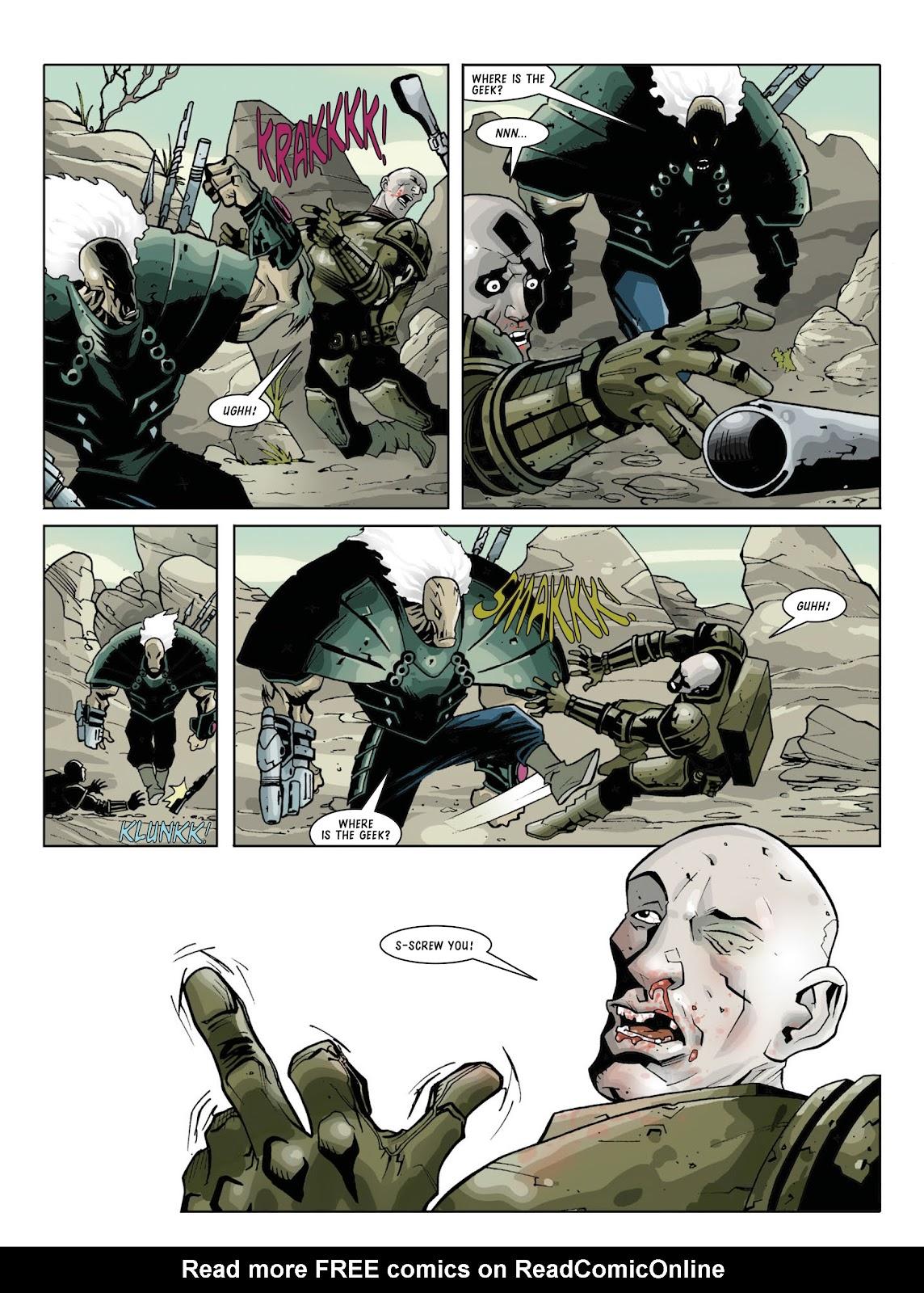 Judge Dredd Megazine (Vol. 5) Issue #381 #180 - English 116