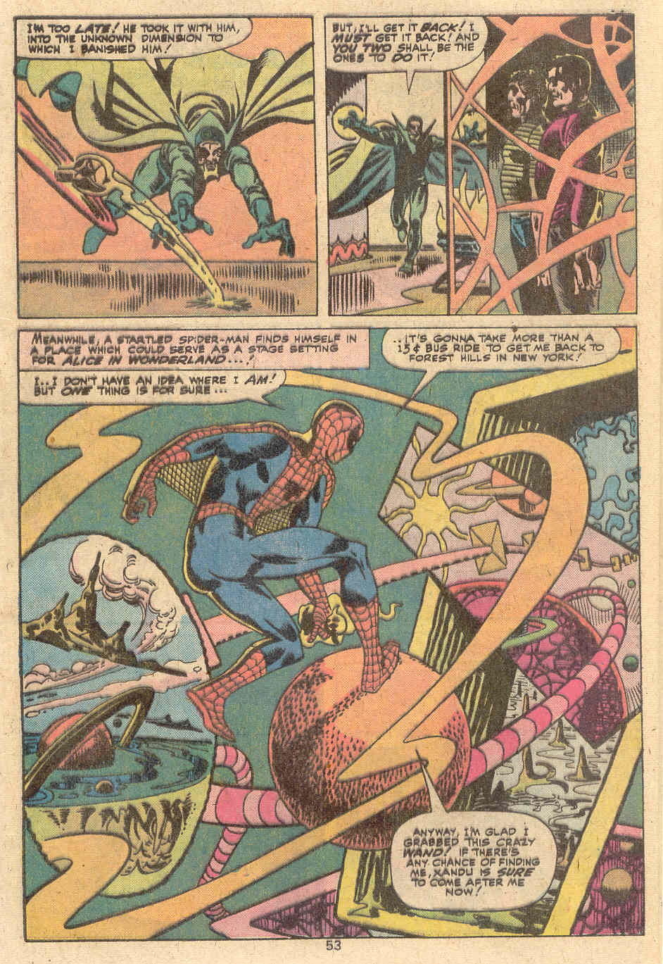 Giant-Size Spider-Man (1974) issue 4 - Page 44