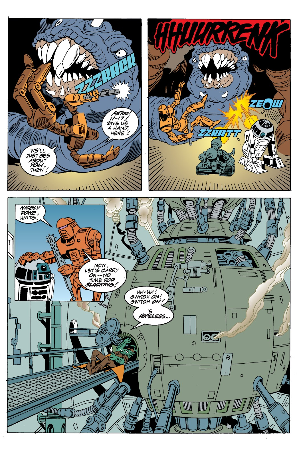 Read online Star Wars Legends Epic Collection: The Empire comic -  Issue # TPB 5 (Part 2) - 73