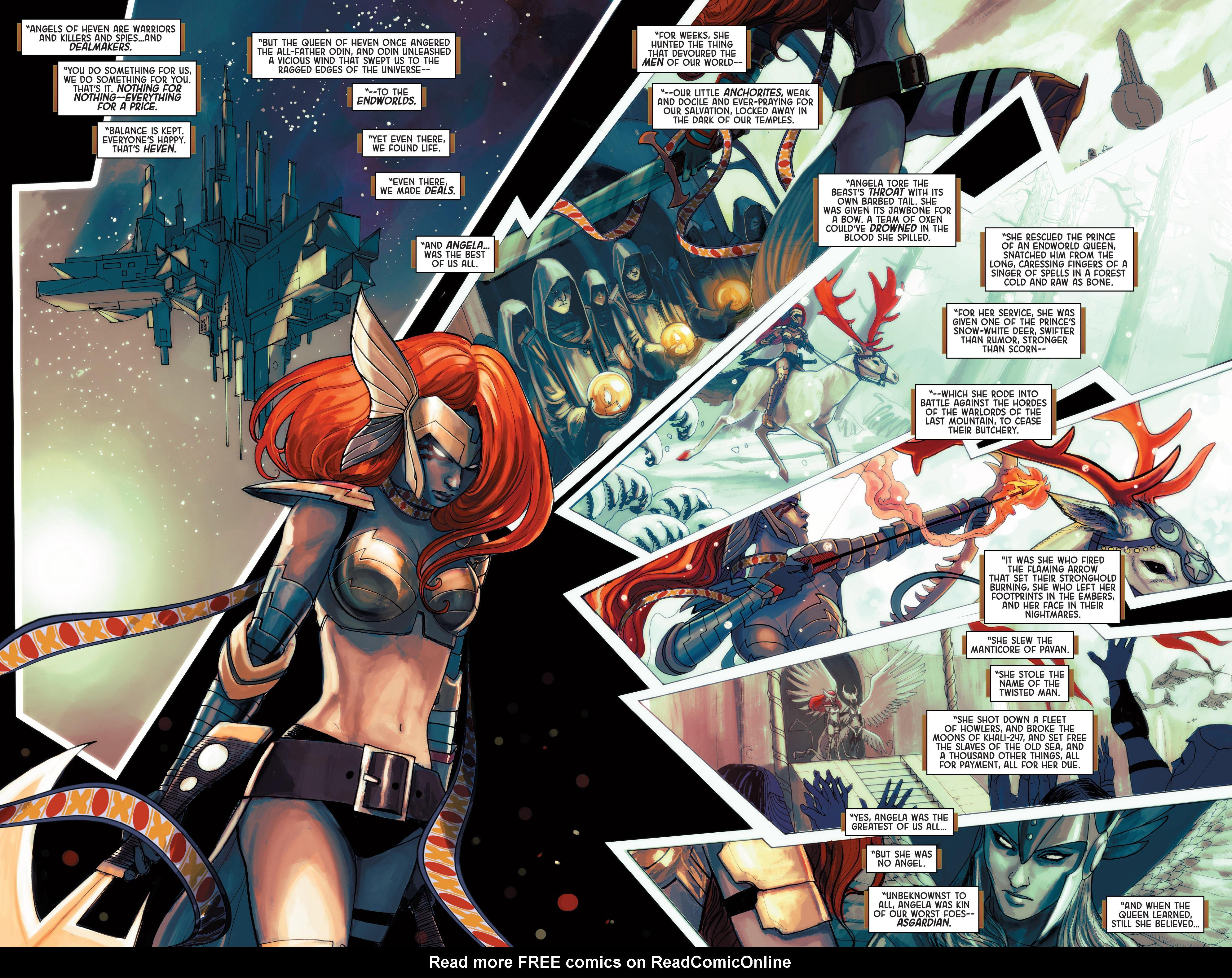 Read online Angela: Asgard's Assassin comic -  Issue #2 - 15