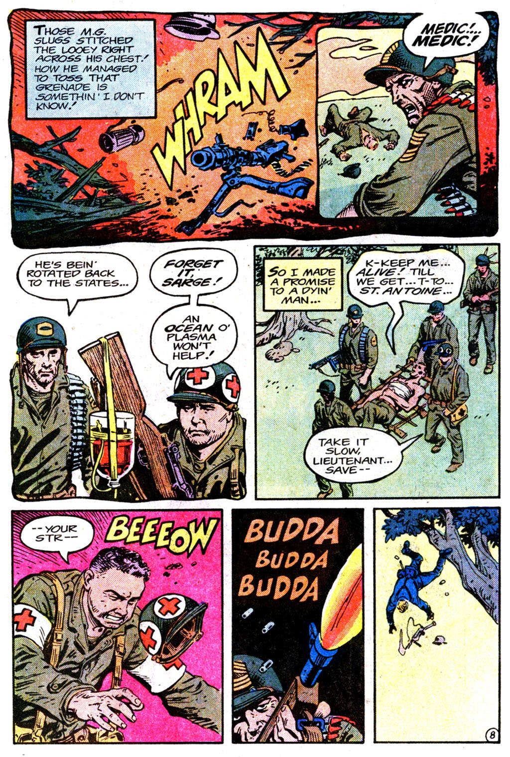 Sgt. Rock issue 361 - Page 8