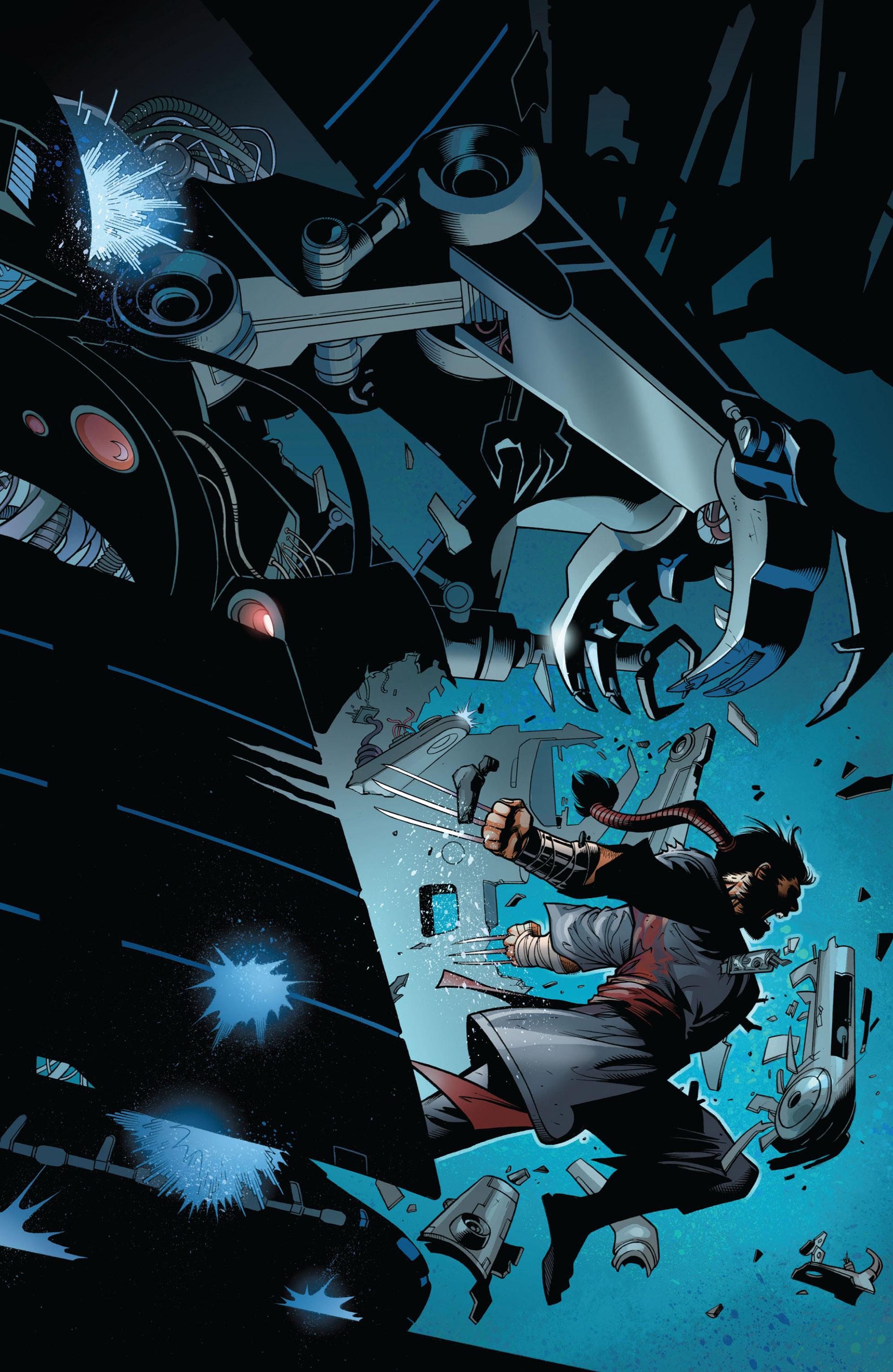 Read online Astonishing Spider-Man & Wolverine comic -  Issue #2 - 8