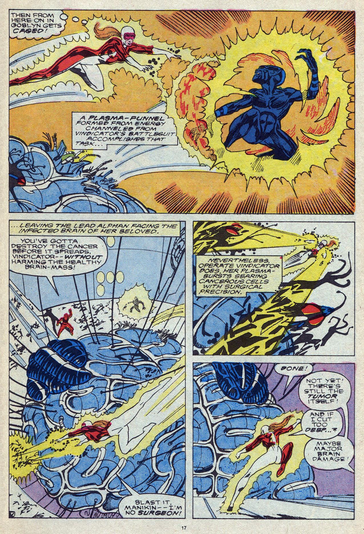 Read online Alpha Flight (1983) comic -  Issue #56 - 24