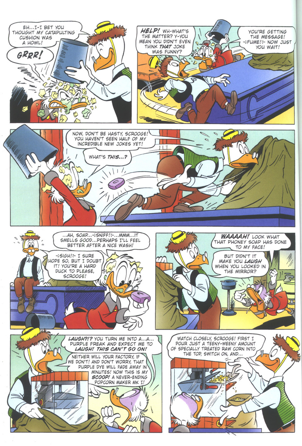 Read online Uncle Scrooge (1953) comic -  Issue #335 - 46