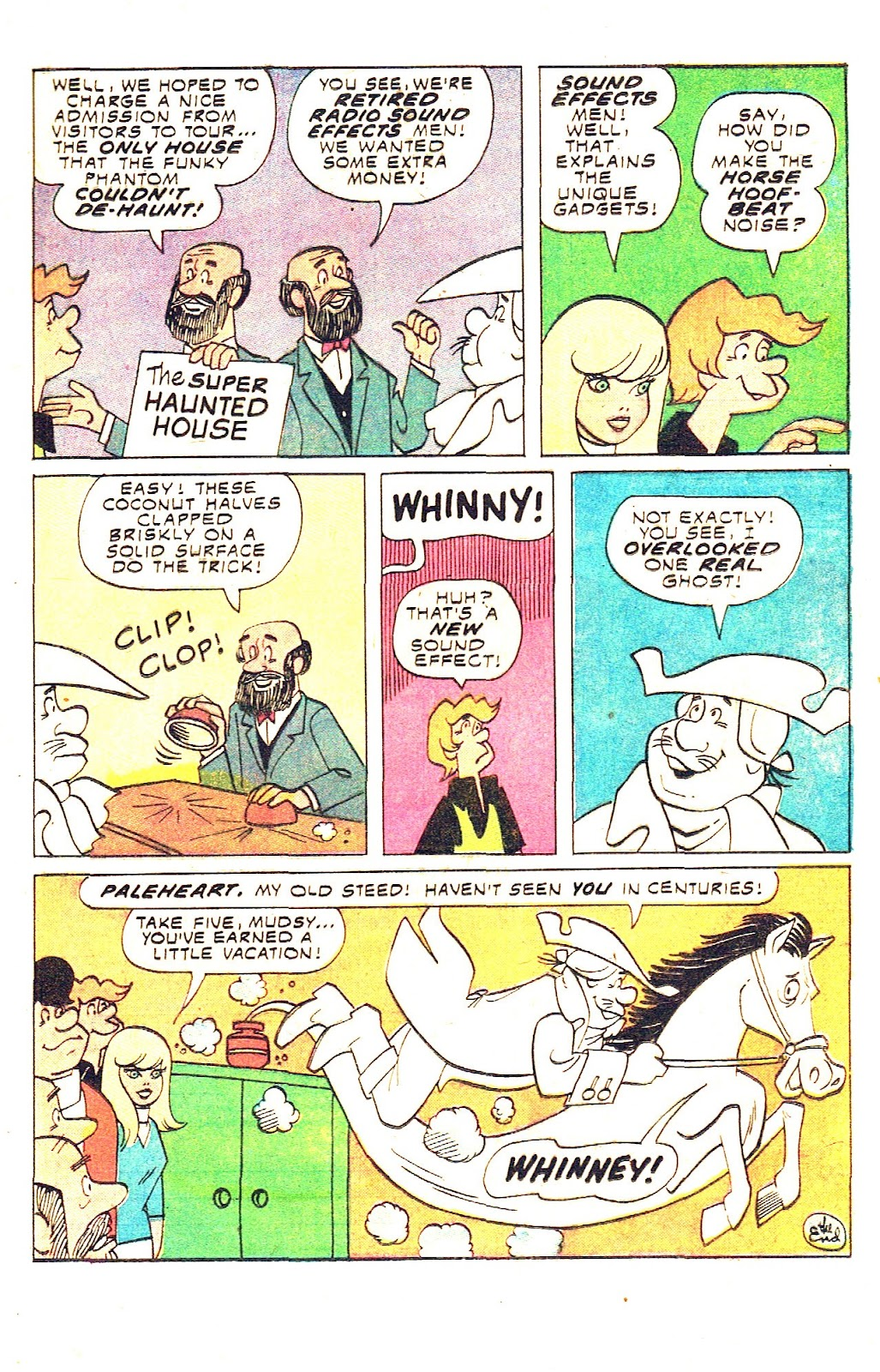 The Funky Phantom issue 13 - Page 17