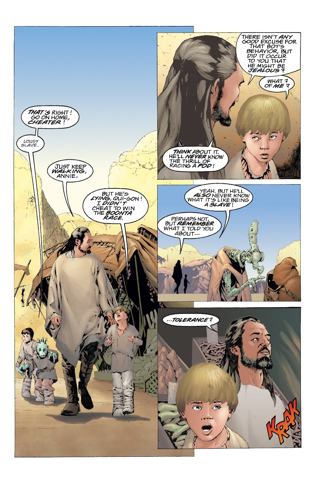 Read online Star Wars Legends: Rise of the Sith - Epic Collection comic -  Issue # TPB 2 (Part 5) - 13
