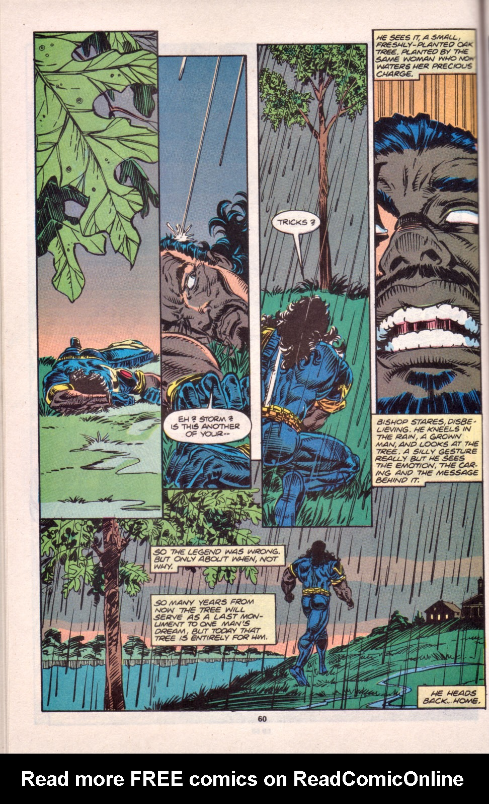 Read online Uncanny X-Men (1963) comic -  Issue # _Annual 16 - 51