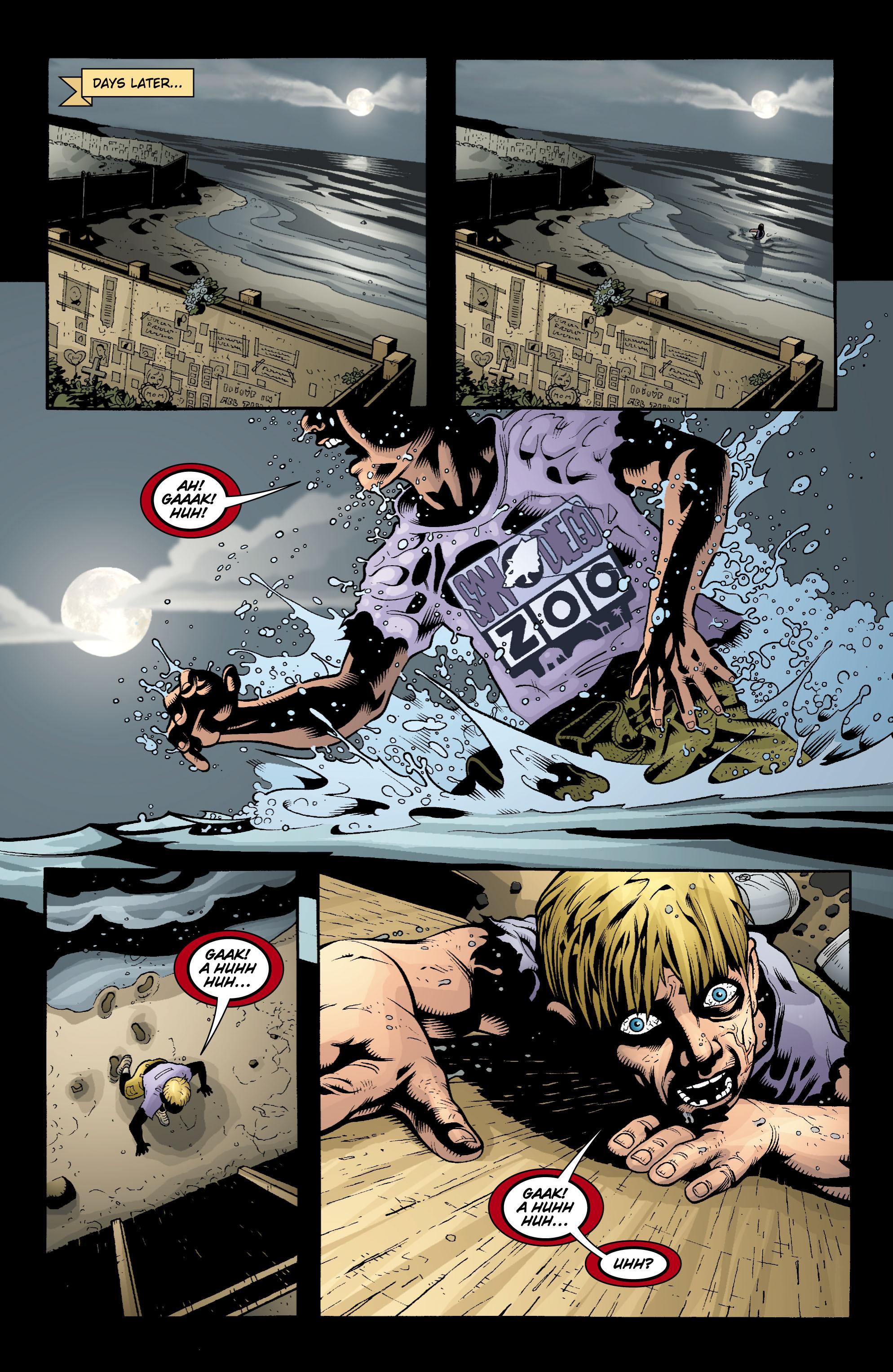 Read online Aquaman (2003) comic -  Issue #15 - 13