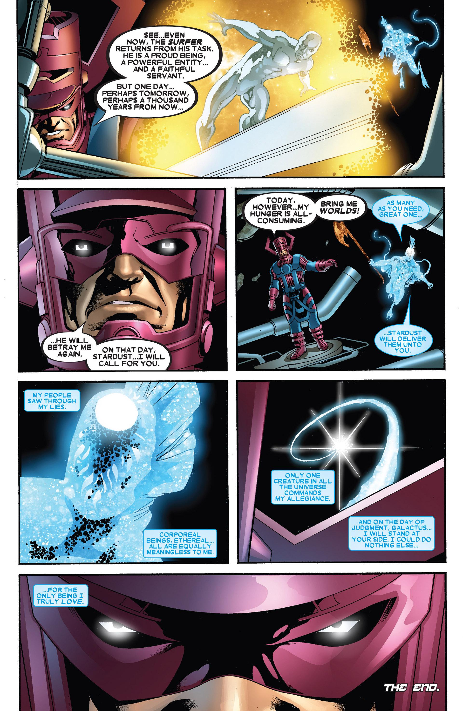 Read online Annihilation: Heralds Of Galactus comic -  Issue #1 - 39