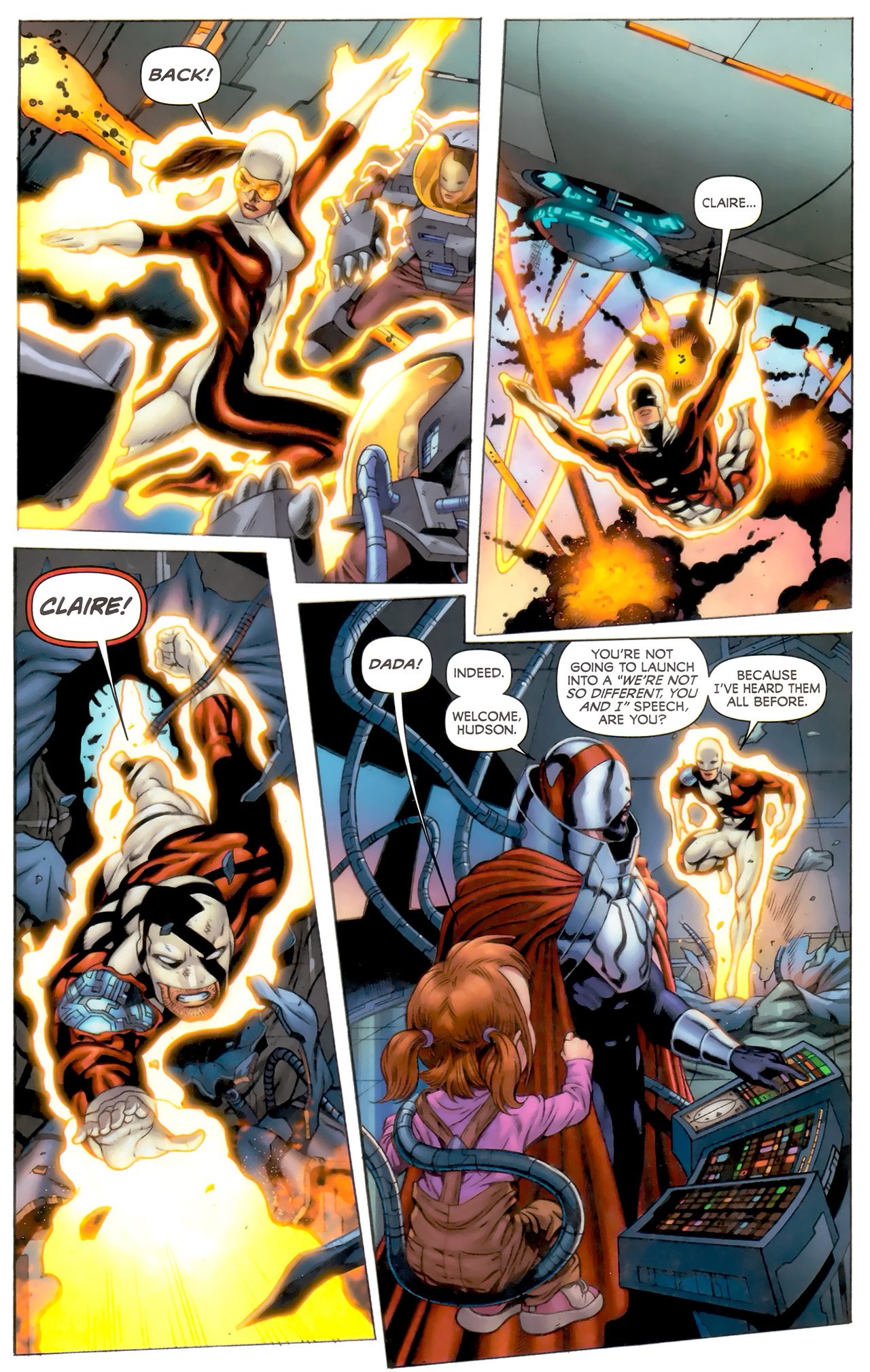 Read online Alpha Flight (2011) comic -  Issue #8 - 15